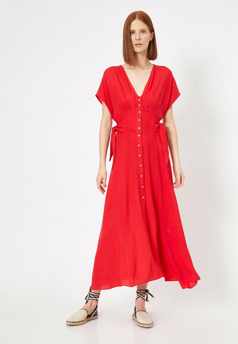 Платье Koton 0YAK88288PW