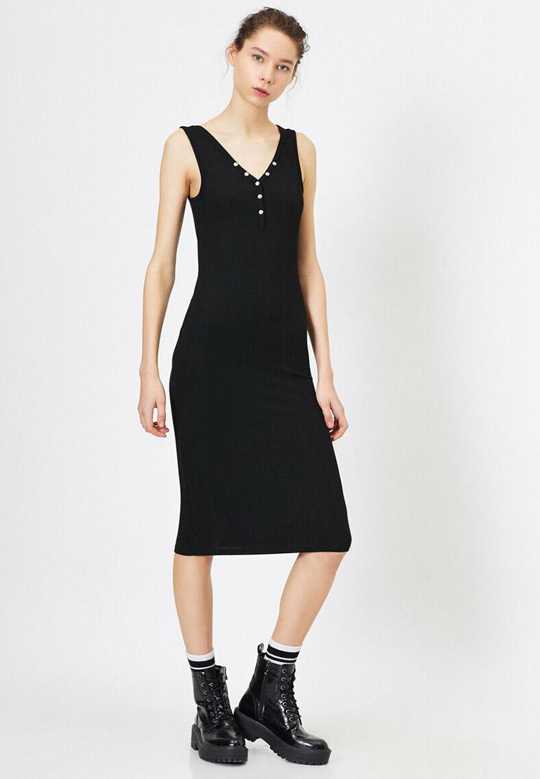 Платье Koton 0YAL88002OK