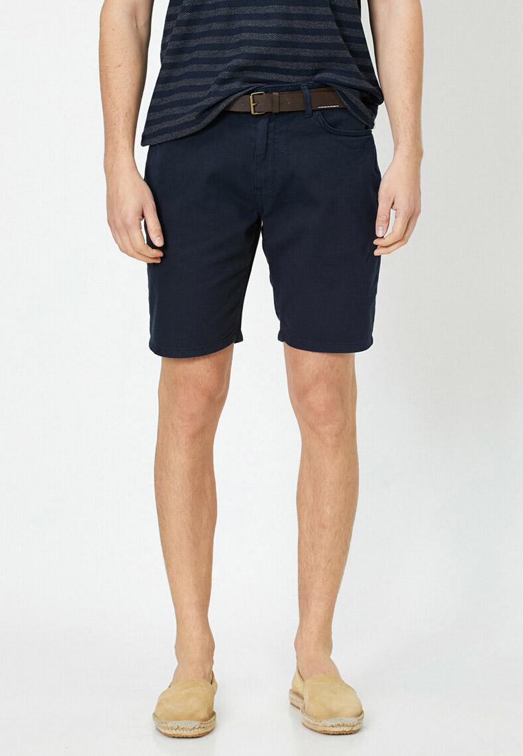 Мужские повседневные шорты Koton 0YAM41000NW