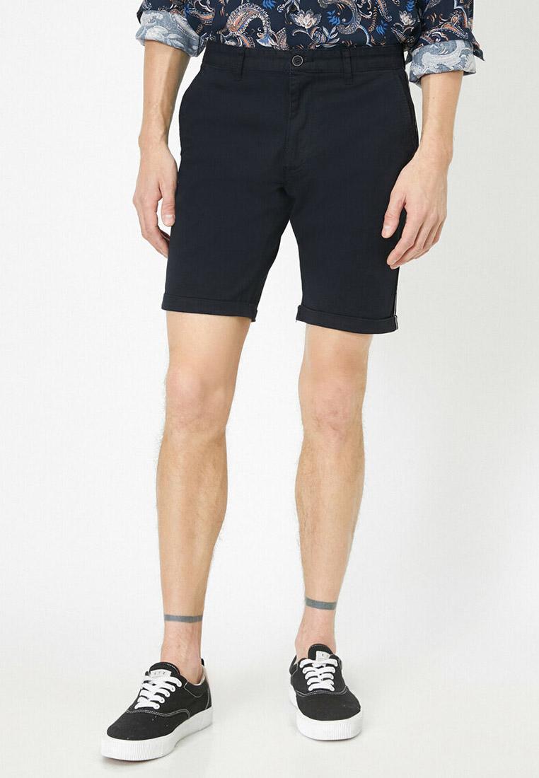 Мужские повседневные шорты Koton 0YAM41825BW