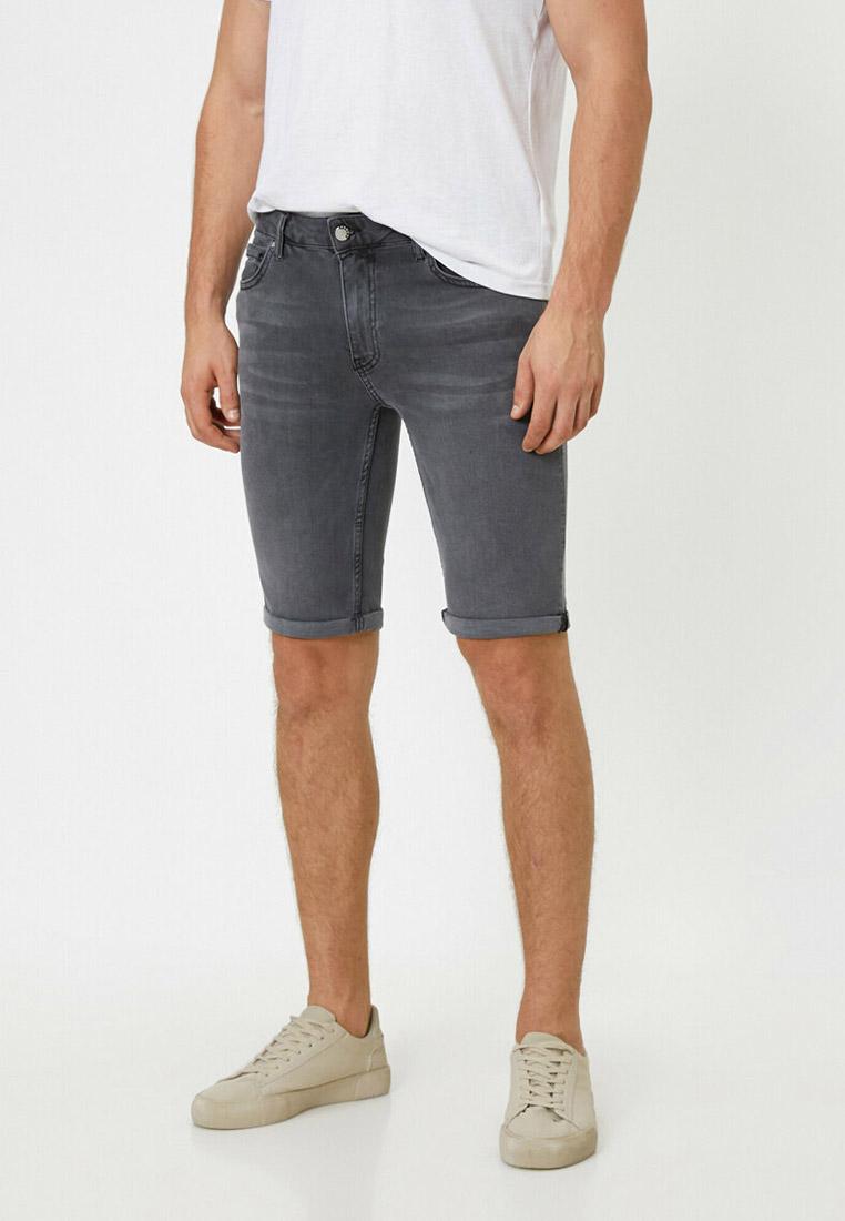 Мужские джинсовые шорты Koton 0YAM43361LD