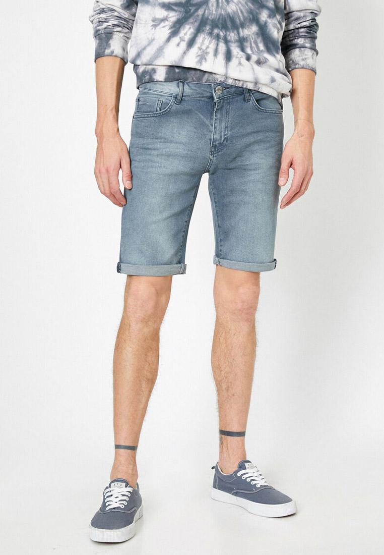 Мужские джинсовые шорты Koton Шорты джинсовые Koton