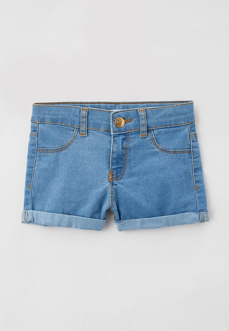 Шорты для девочек Koton Шорты джинсовые Koton