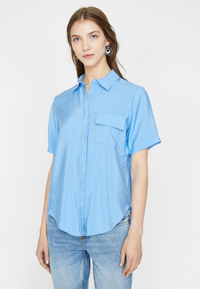 Рубашка с коротким рукавом Koton Рубашка Koton