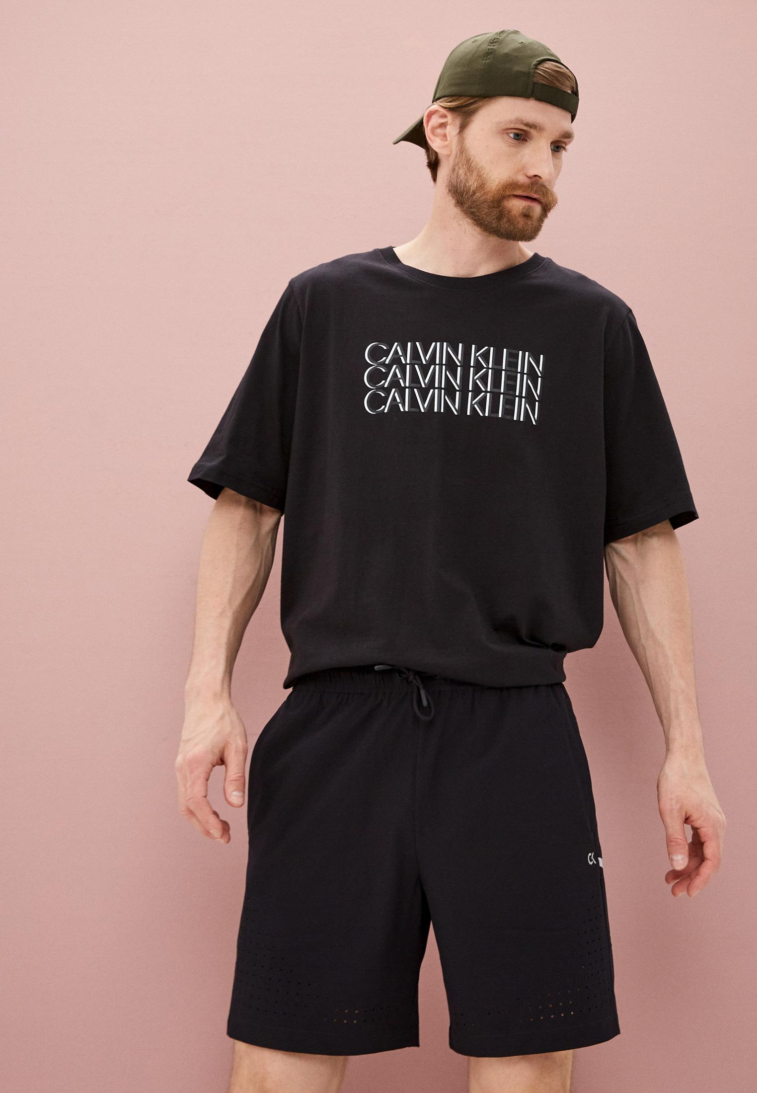Мужские спортивные шорты Calvin Klein Performance 00GMT1S839: изображение 2