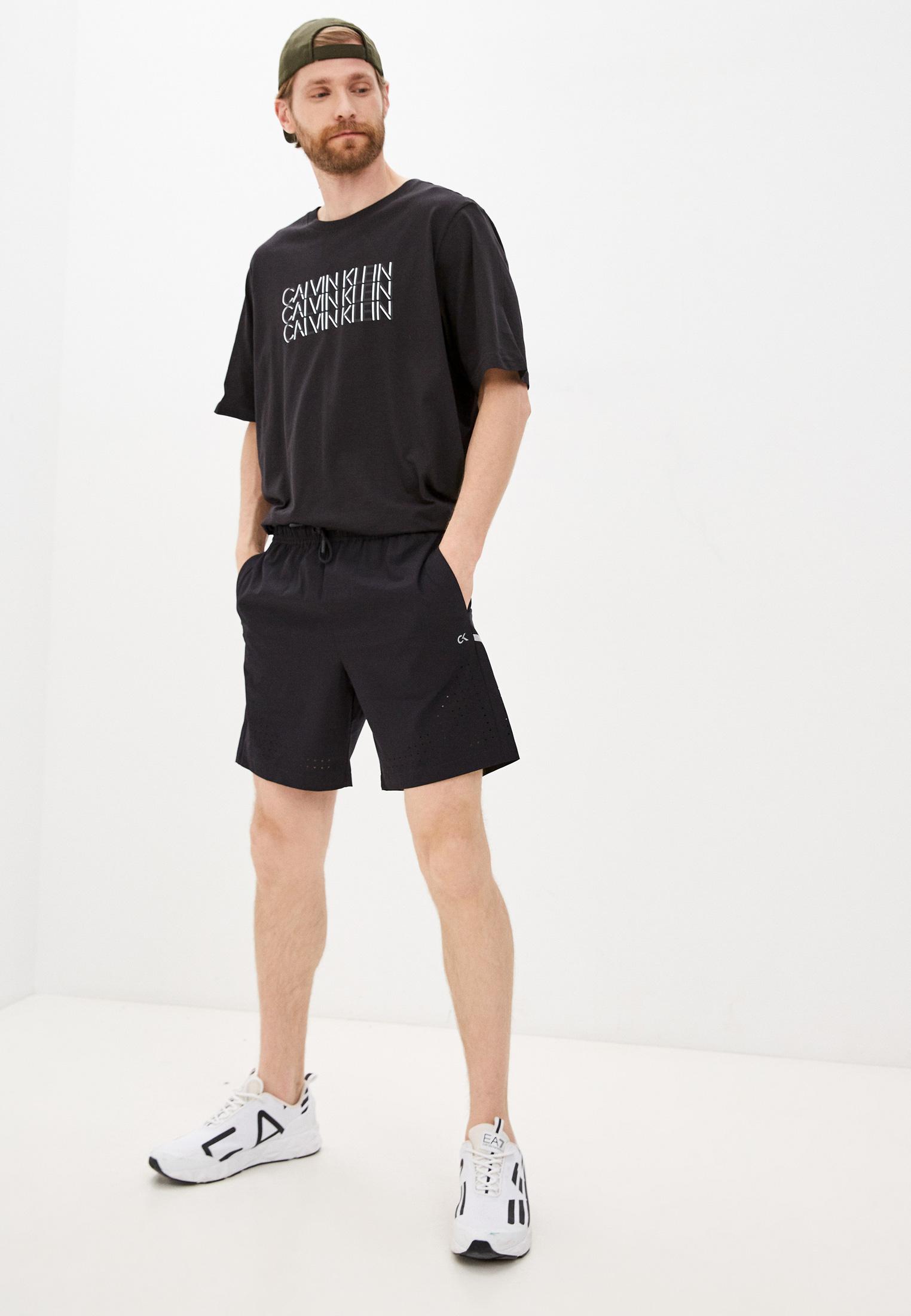 Мужские спортивные шорты Calvin Klein Performance 00GMT1S839: изображение 3