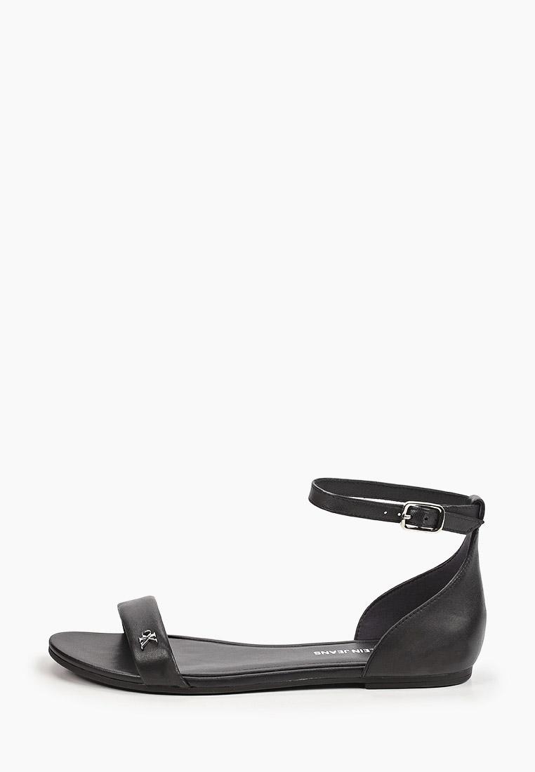 Женские сандалии Calvin Klein Jeans YW0YW00146