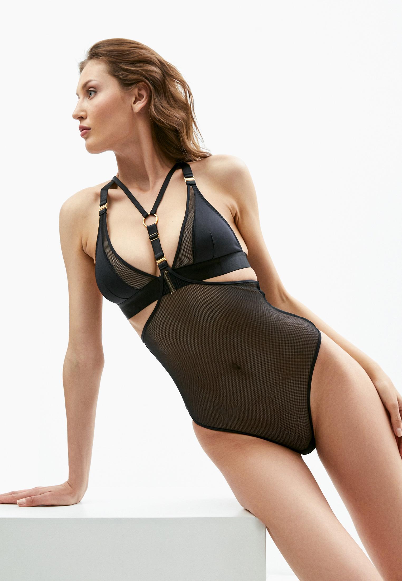 Женское белье и одежда для дома Bordelle SS21BOD02B
