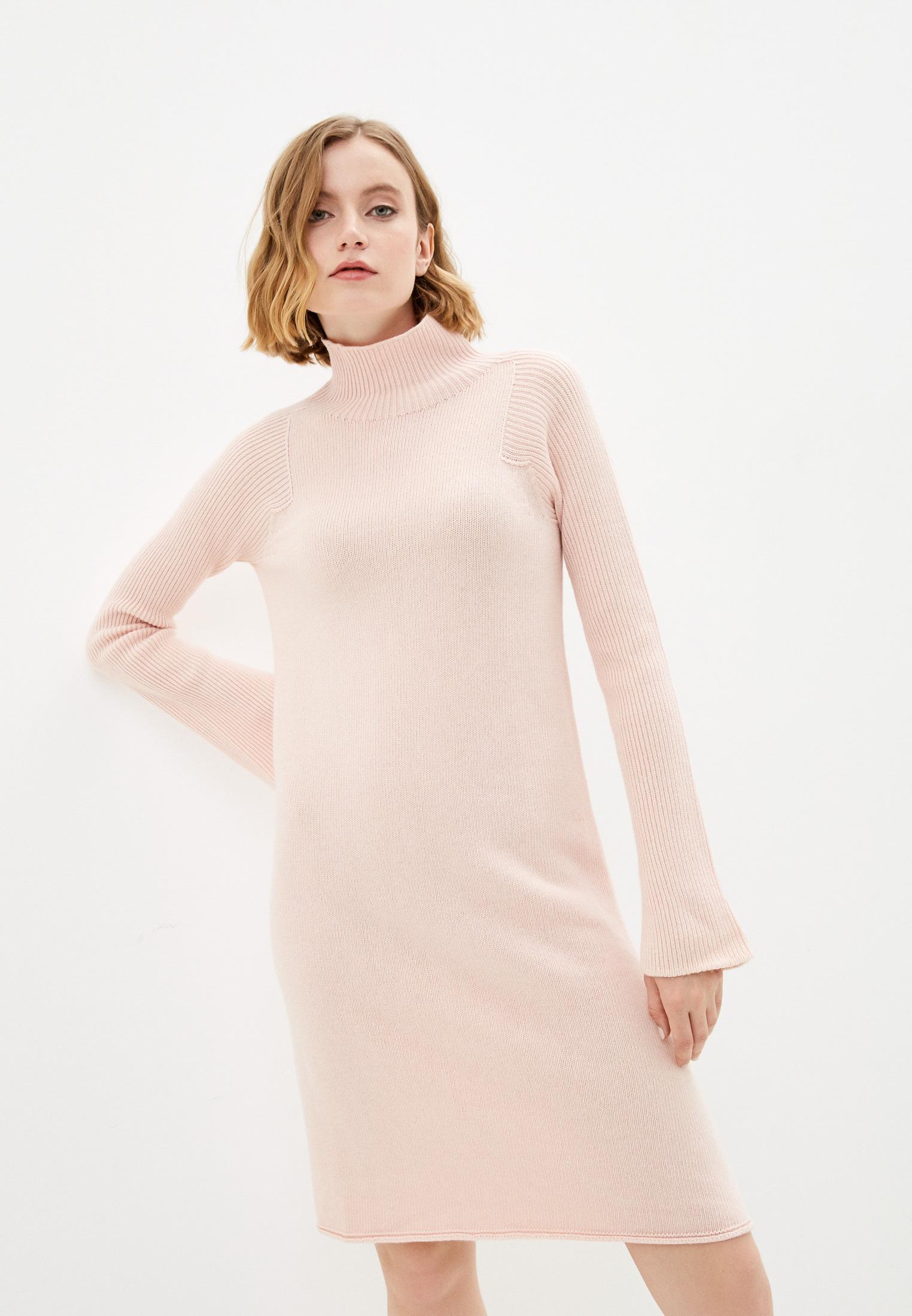 Вязаное платье Stefanel Платье Stefanel