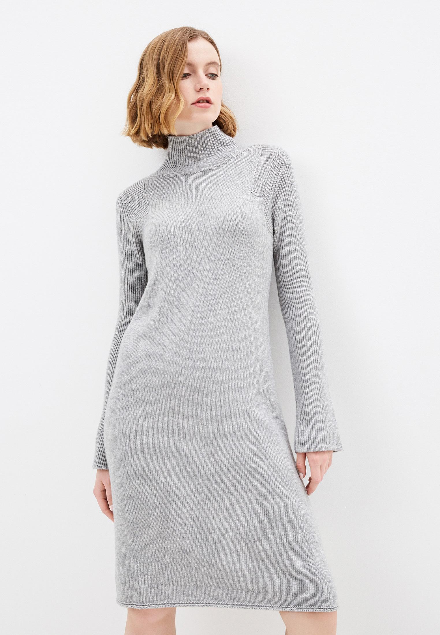 Вязаное платье Stefanel E004VDF1291