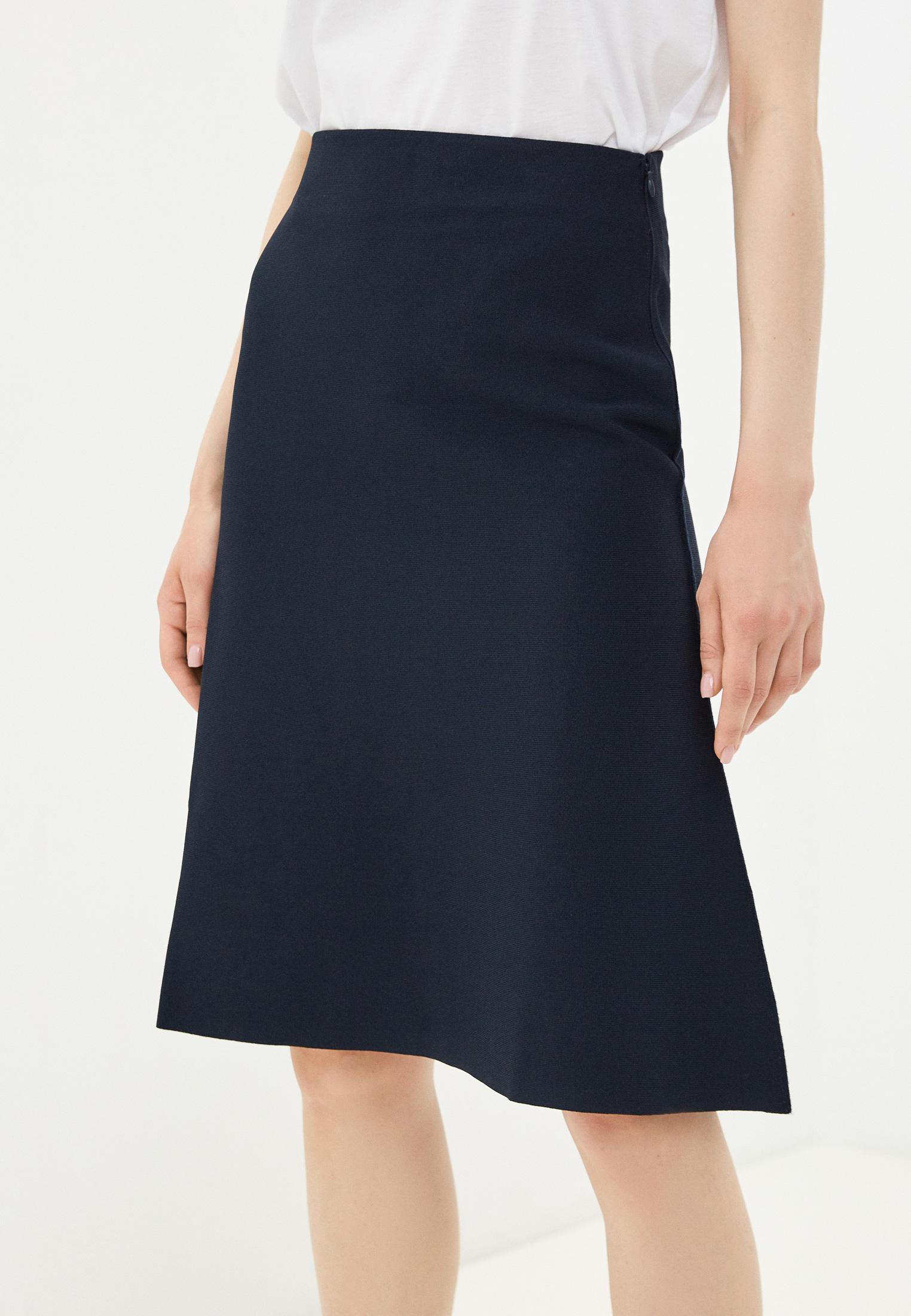 Широкая юбка Stefanel E012GDF1353