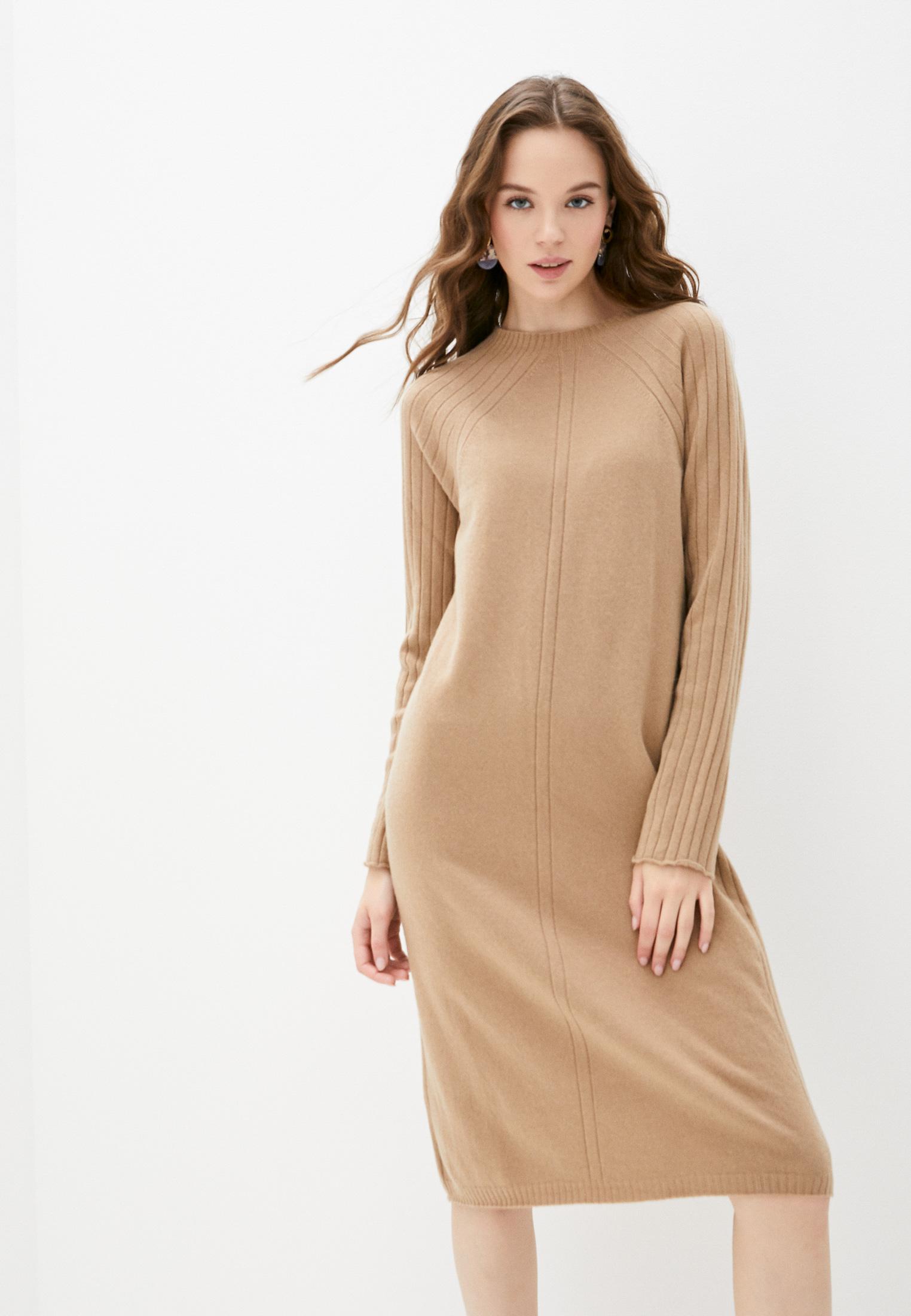 Вязаное платье Stefanel E040VDF1025