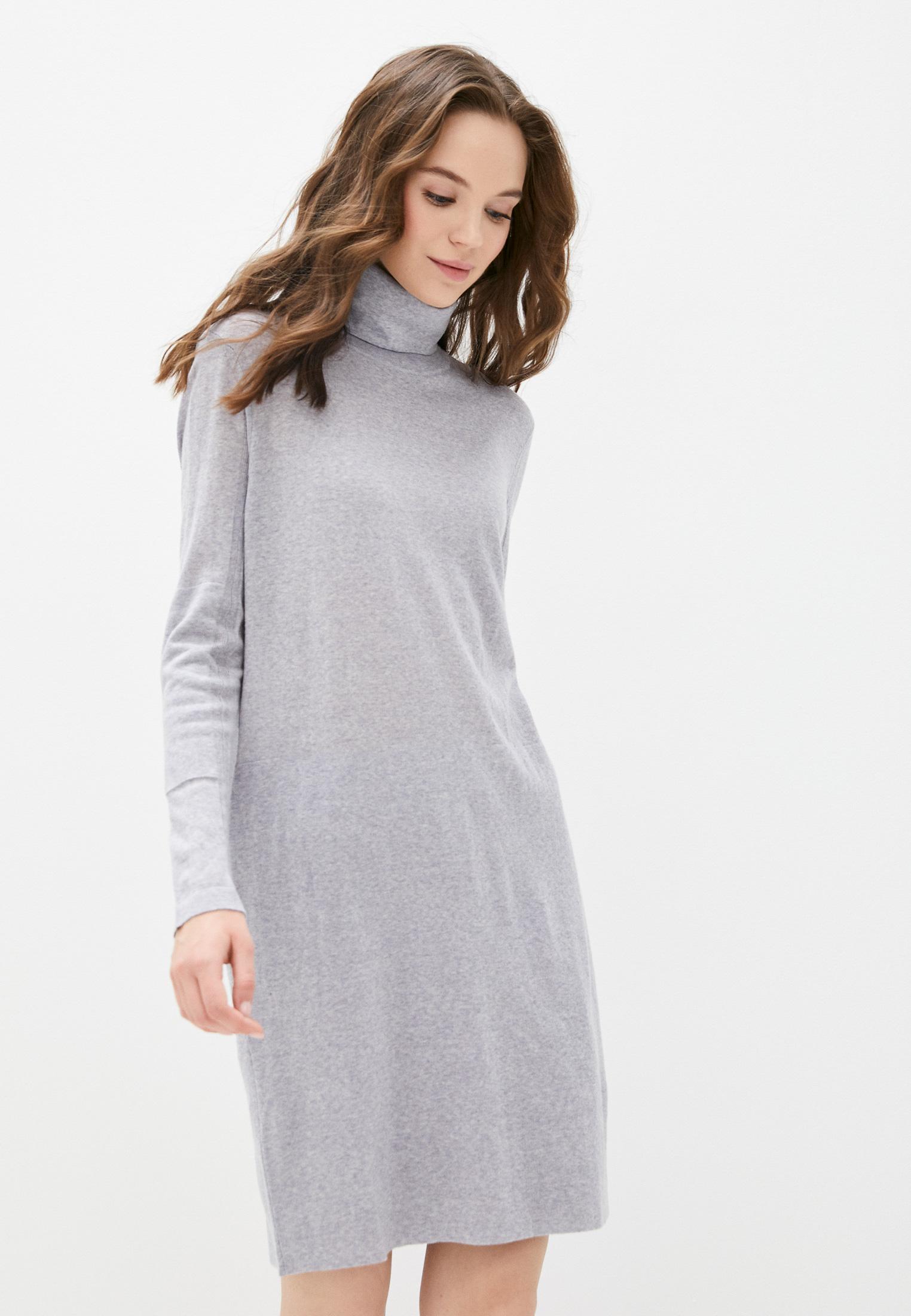 Вязаное платье Stefanel E049VDF1358