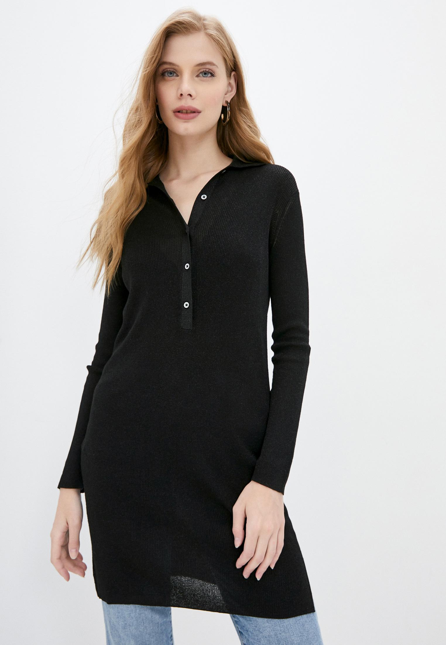 Вязаное платье Stefanel E102LDF1665