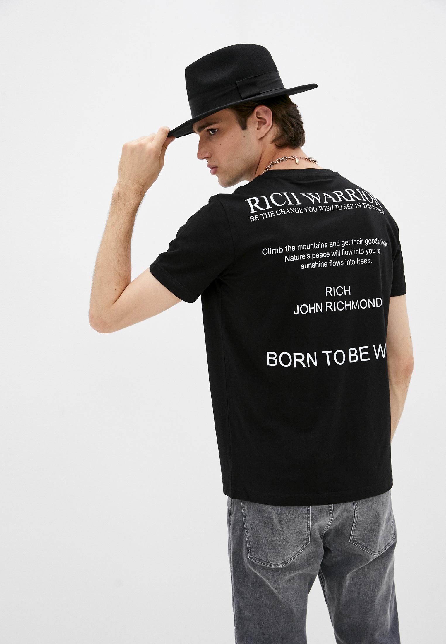 Футболка Rich John Richmond HMA20120TS