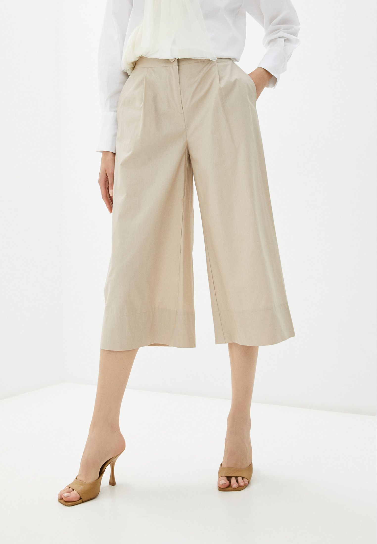 Женские широкие и расклешенные брюки Imperial PIS4ZJO