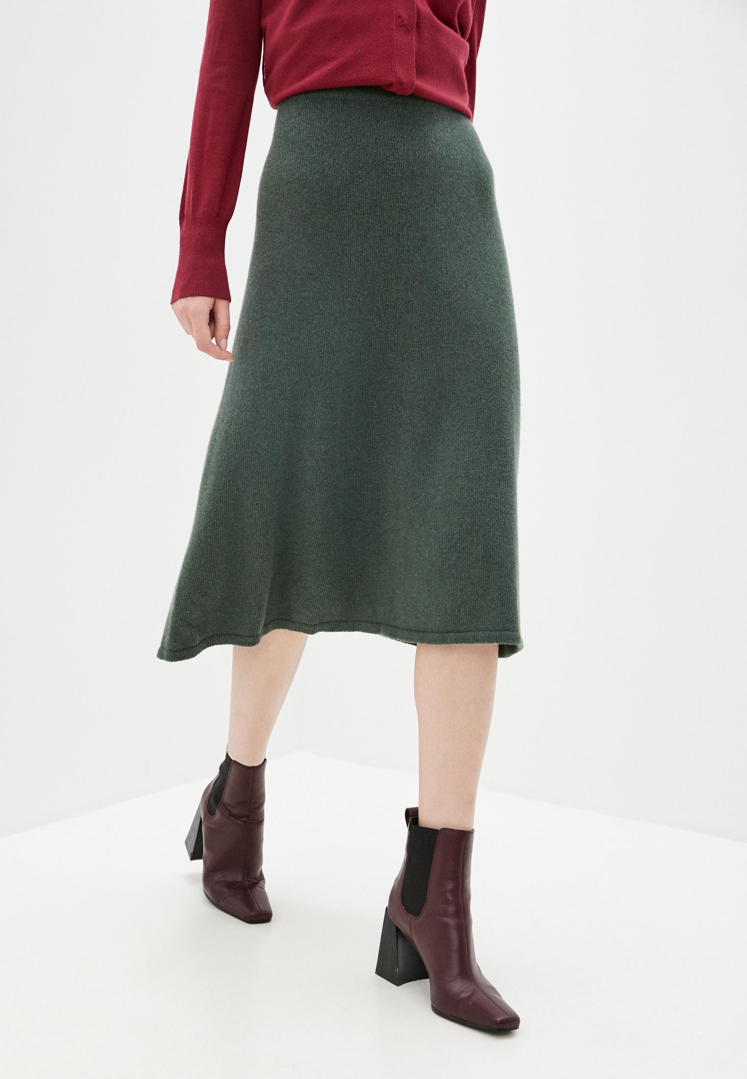Широкая юбка Stefanel RG006DF1291