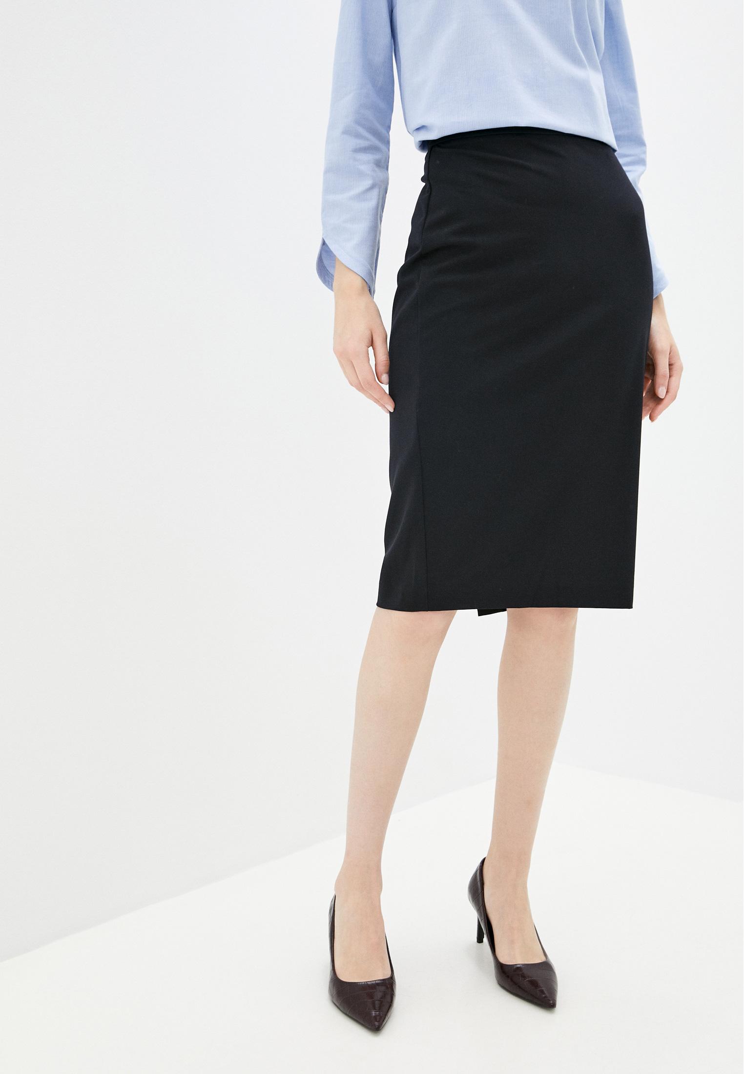 Прямая юбка Stefanel RG629D71804