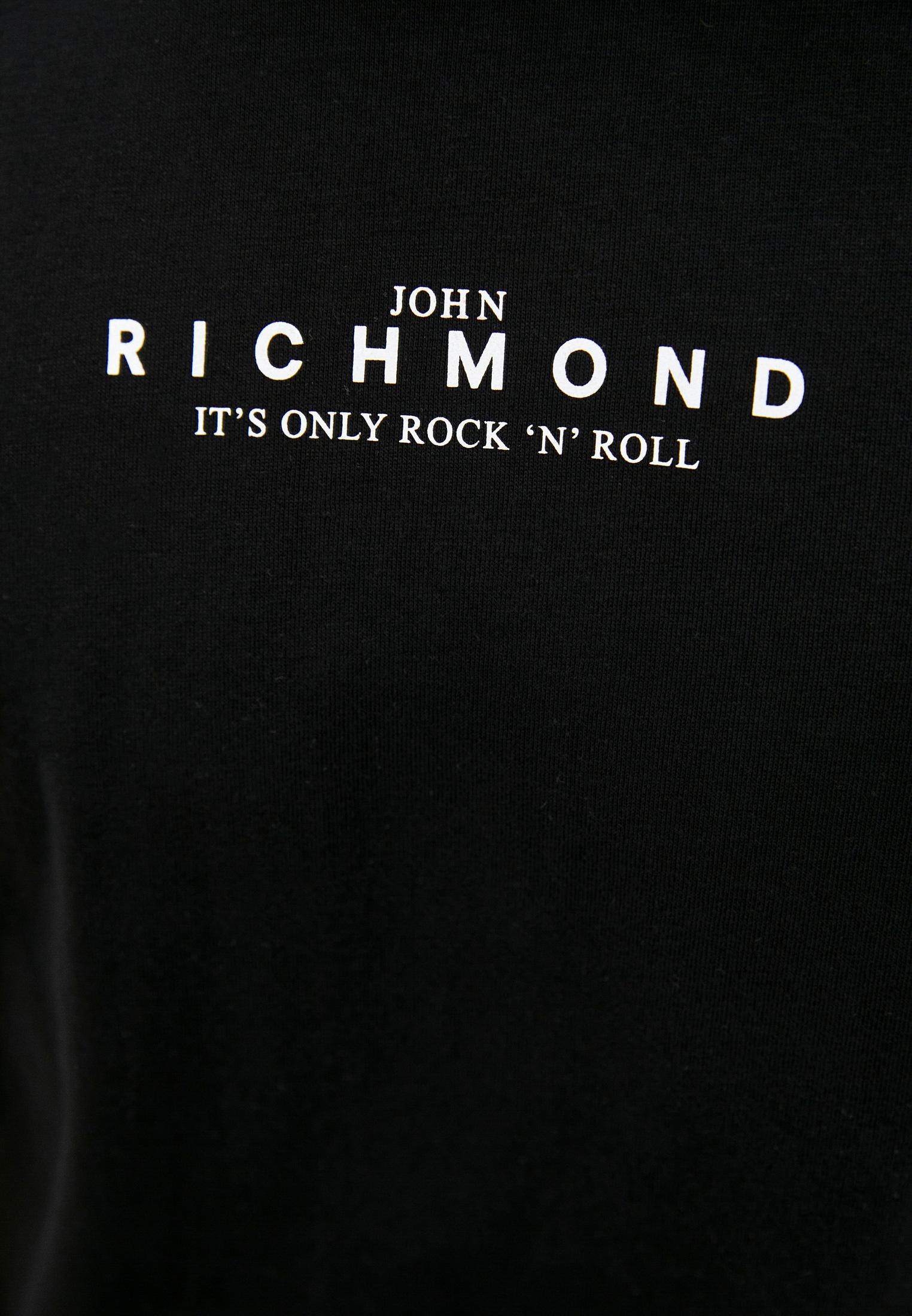 Футболка John Richmond (Джон Ричмонд) RMP21228TS: изображение 5
