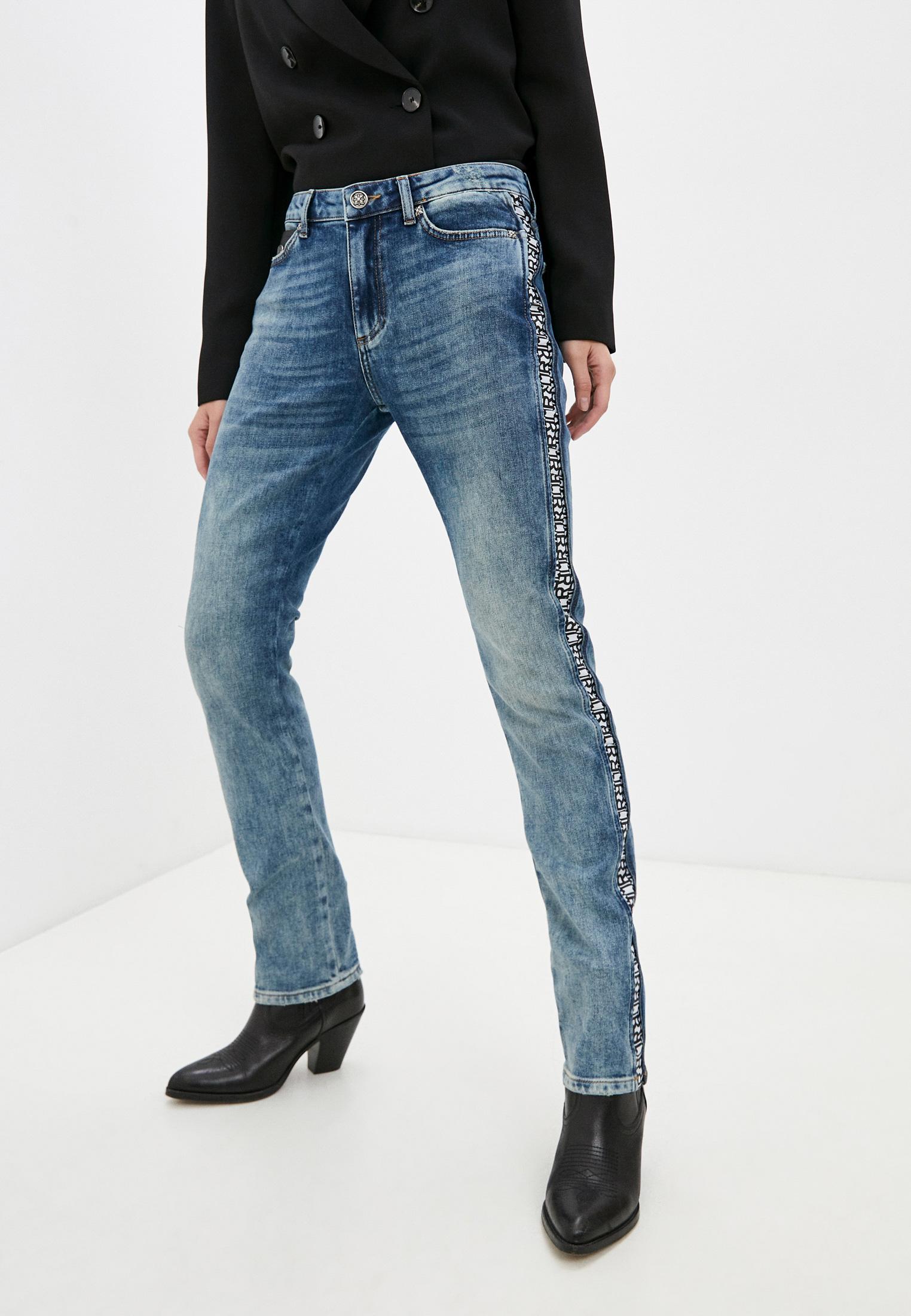 Зауженные джинсы John Richmond (Джон Ричмонд) RWP19053JE