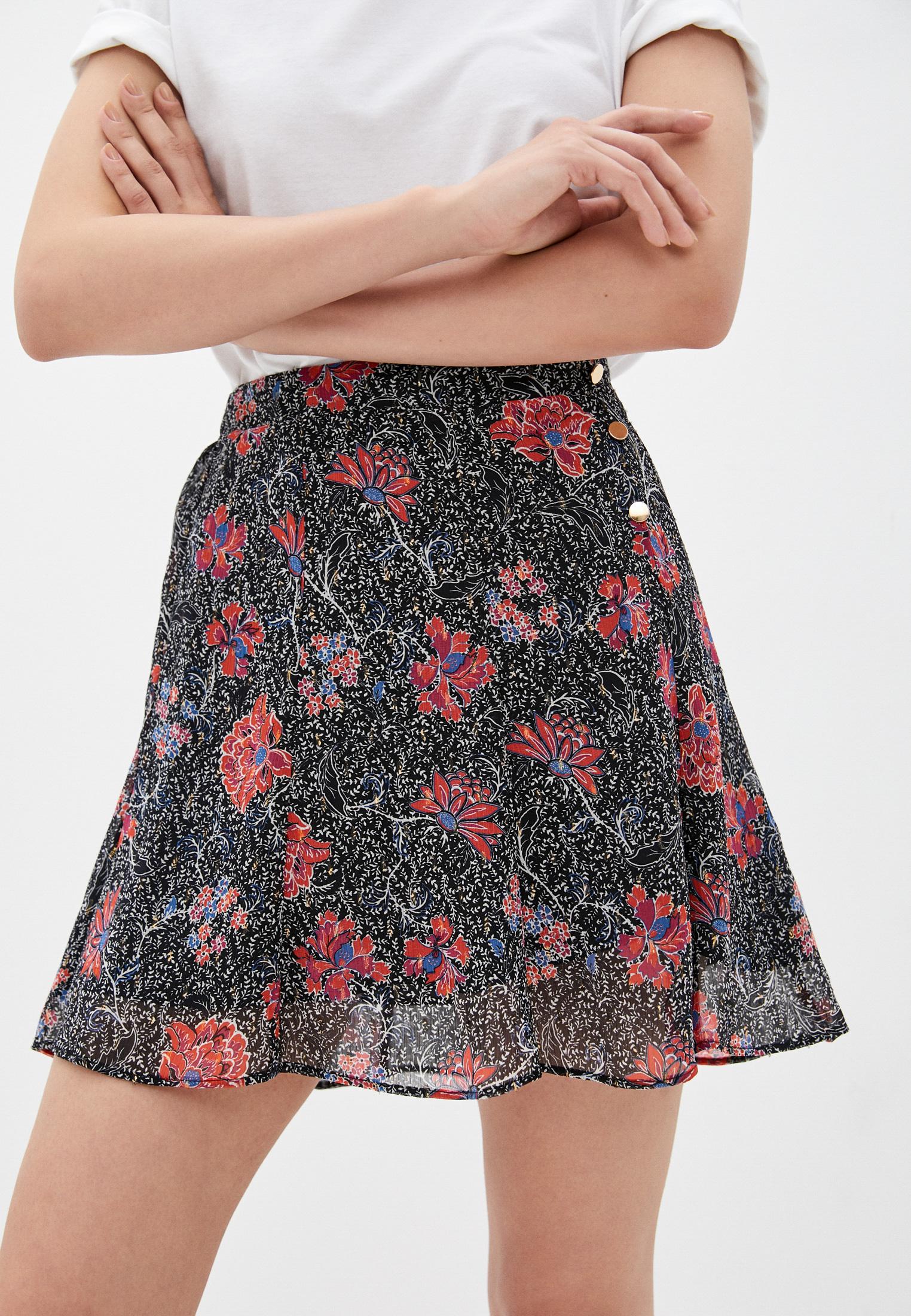 Широкая юбка Naf Naf PENJ40