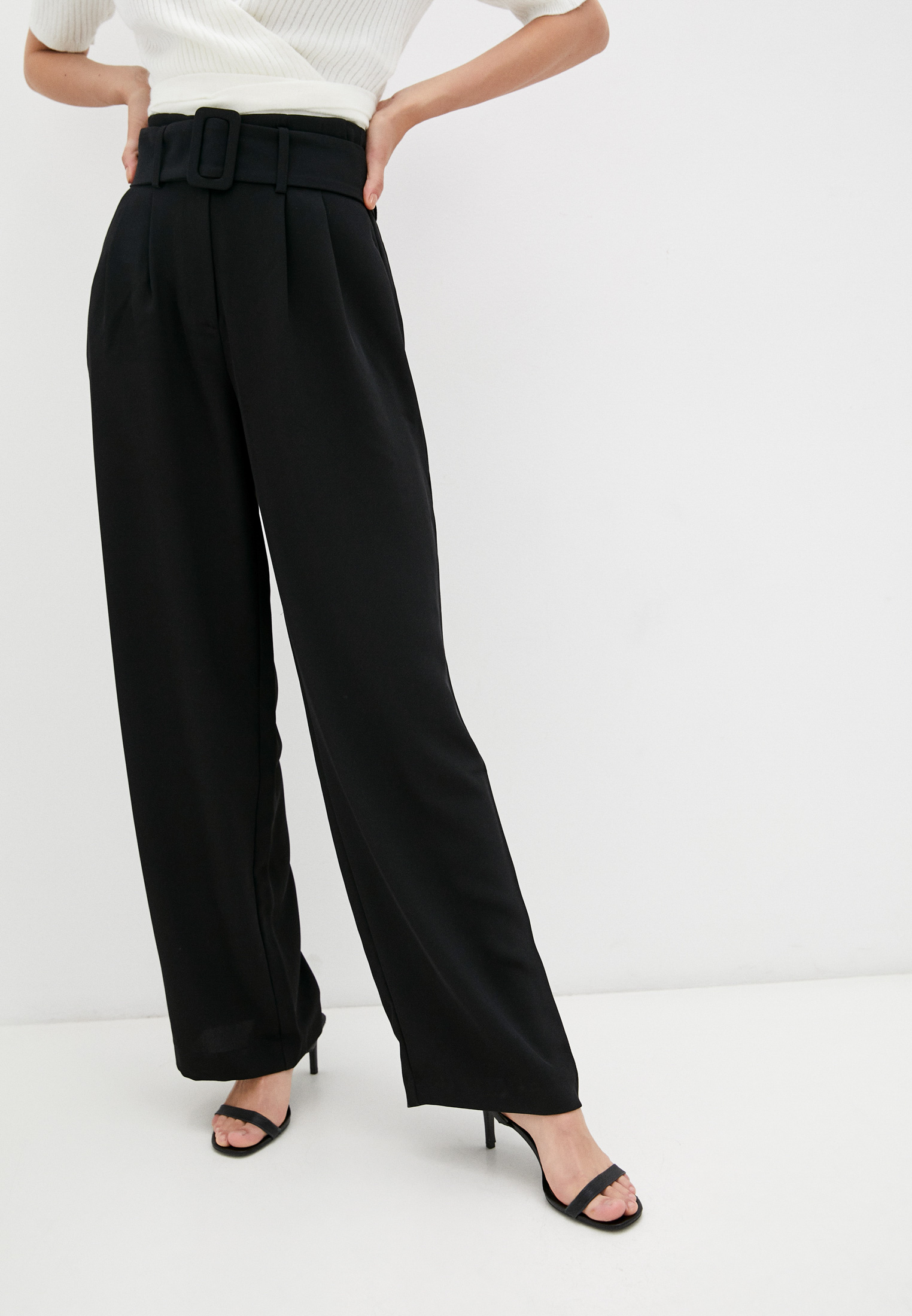 Женские классические брюки Naf Naf Брюки Naf Naf