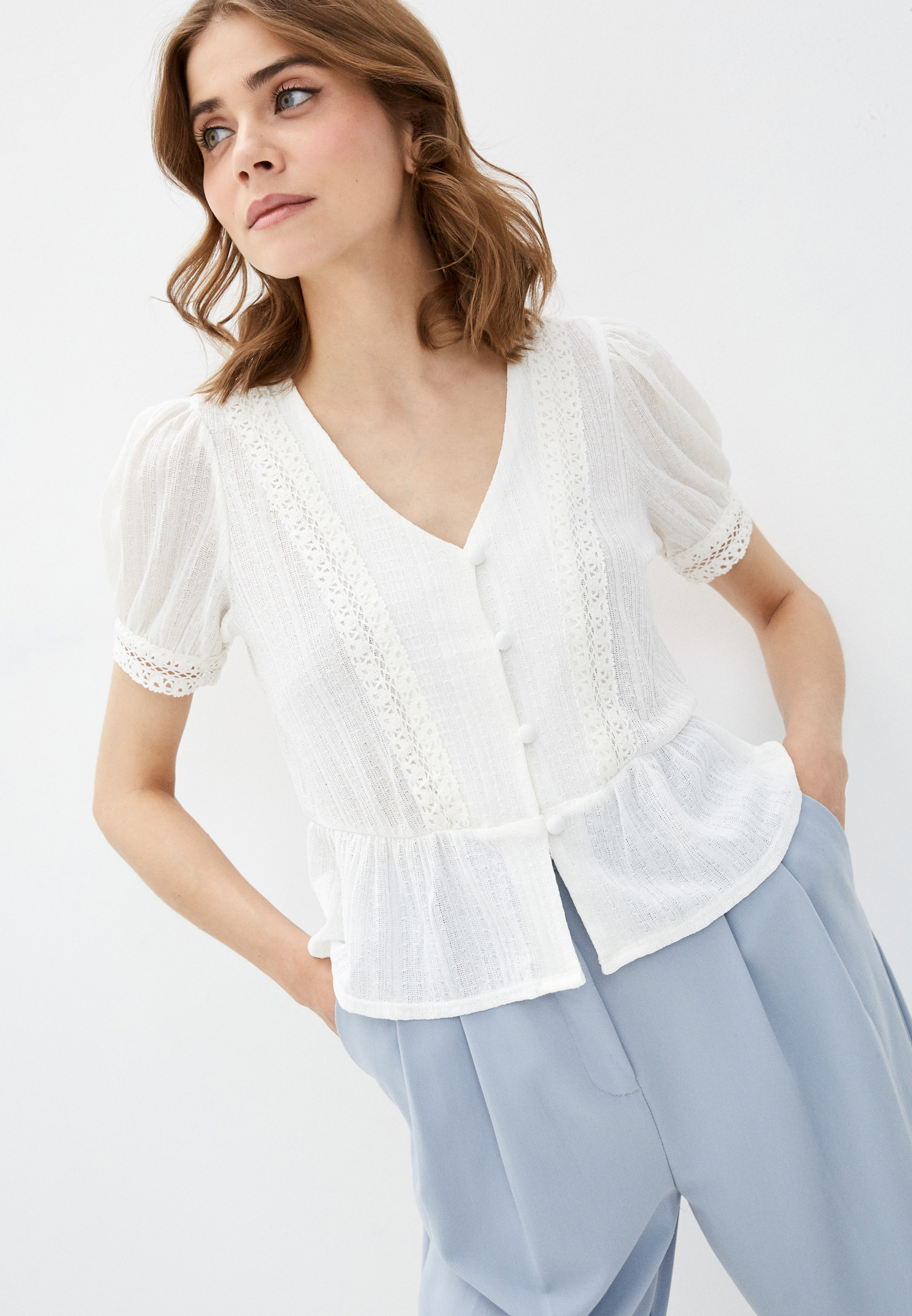 Блуза Naf Naf PENT120