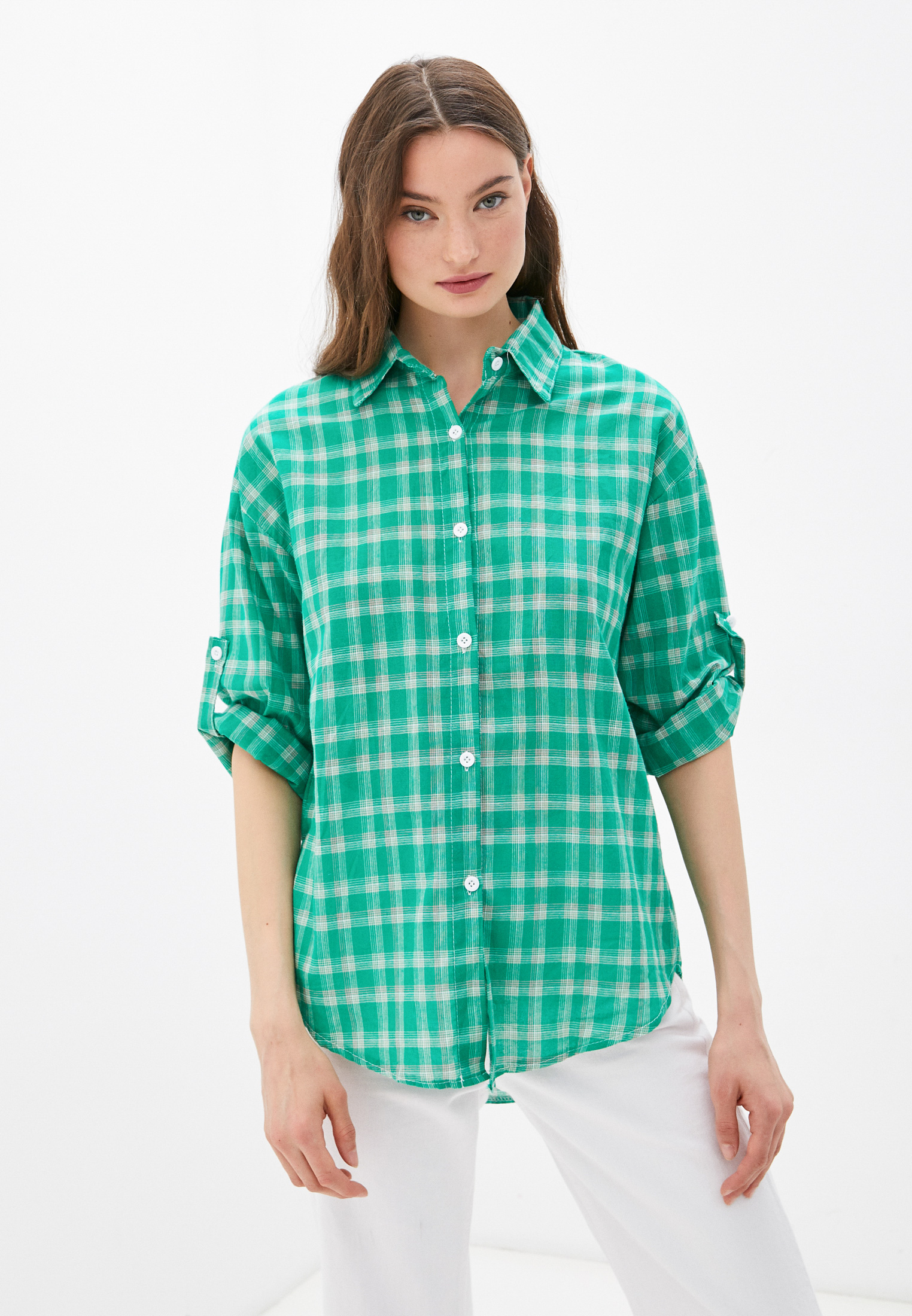 Женские рубашки с длинным рукавом Fadas Рубашка Fadas