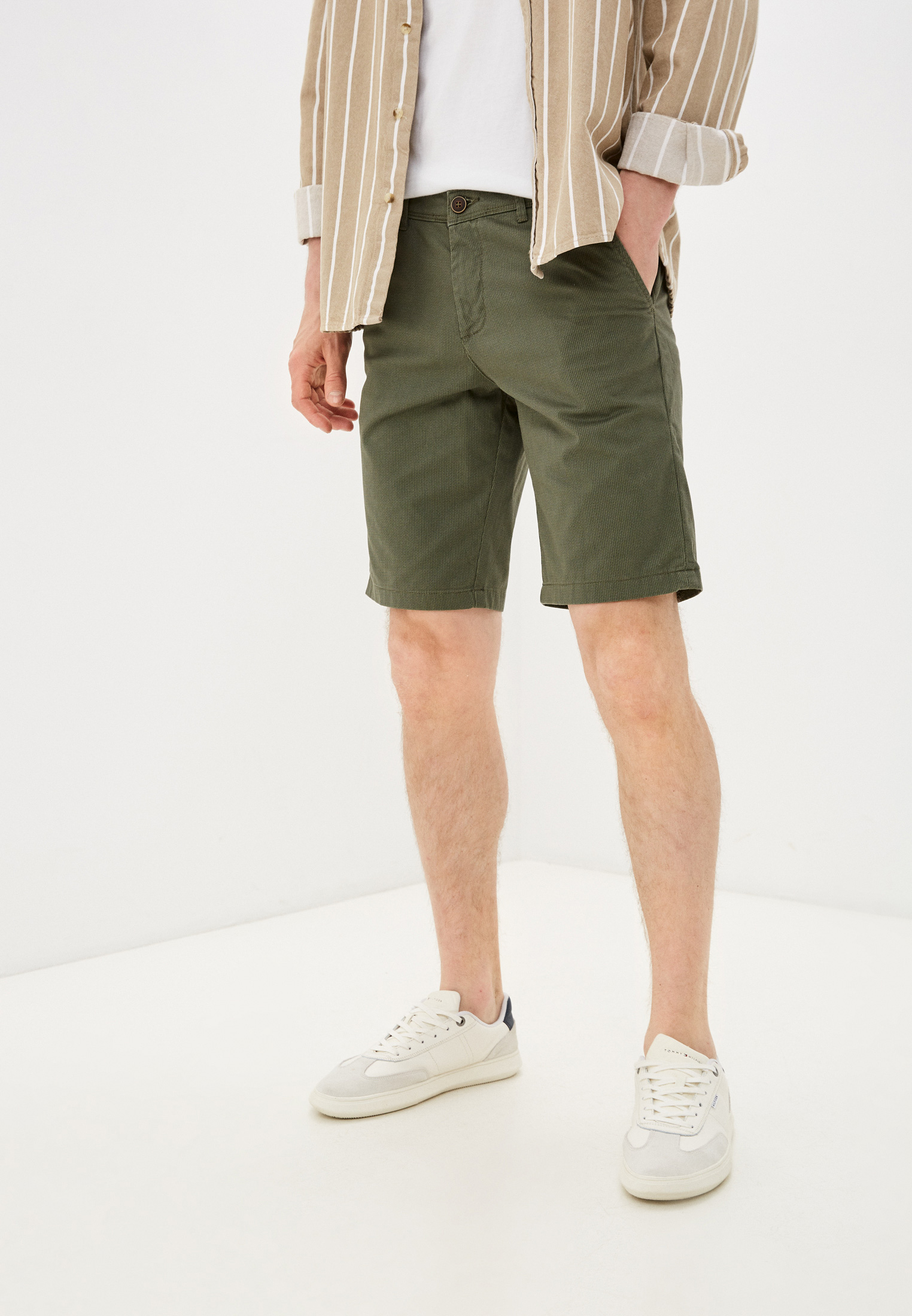 Мужские повседневные шорты Jack & Jones (Джек Энд Джонс) 12186574