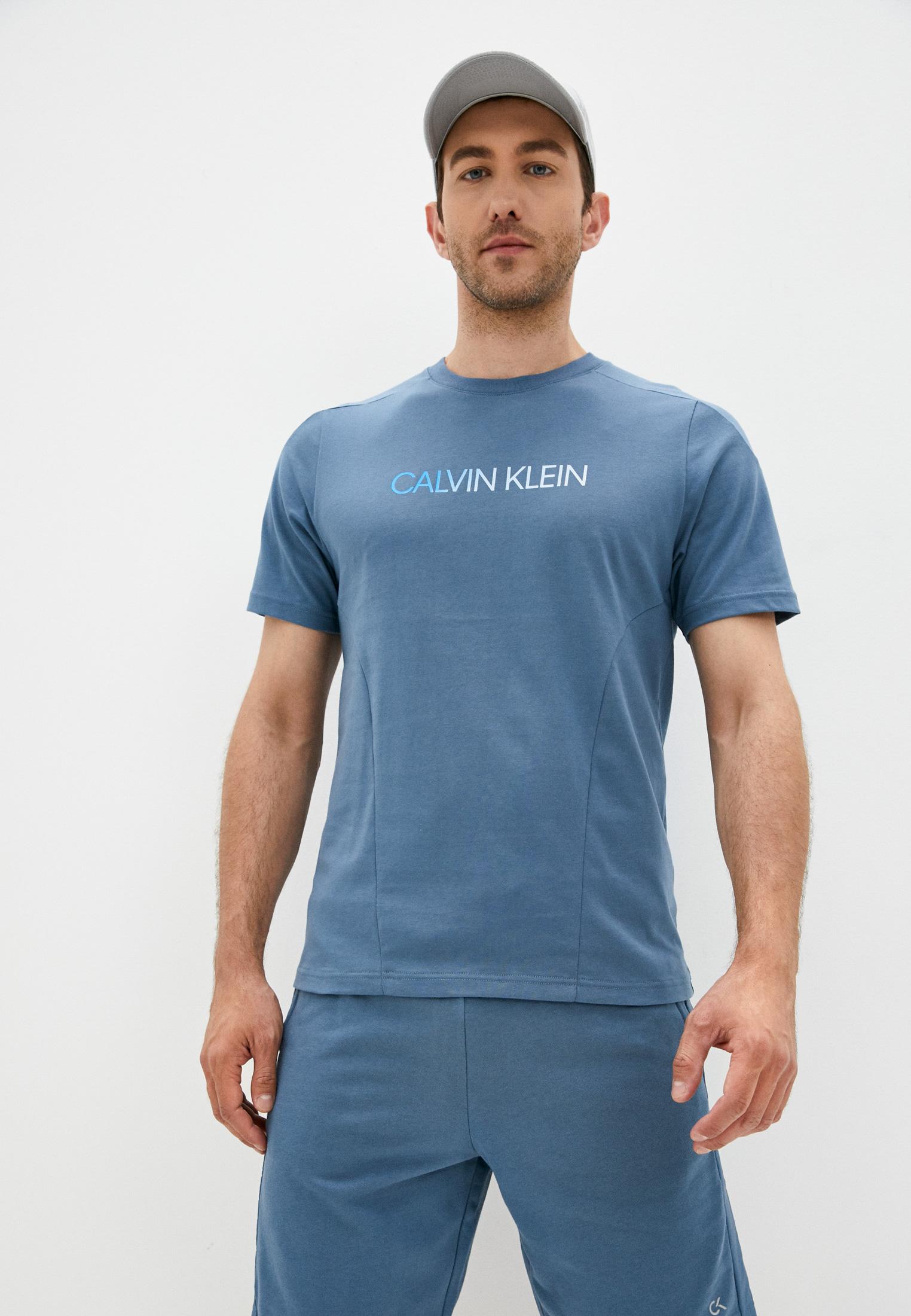 Футболка Calvin Klein Performance 00GMT1K152: изображение 1