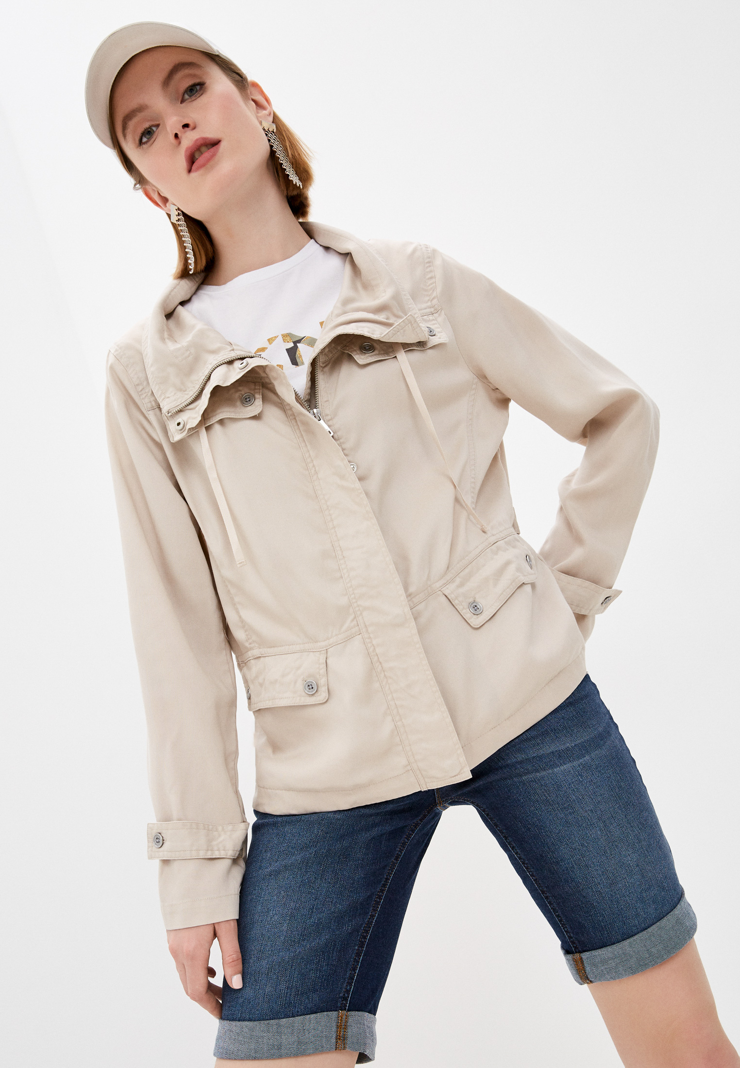 Ветровка DKNY Куртка DKNY