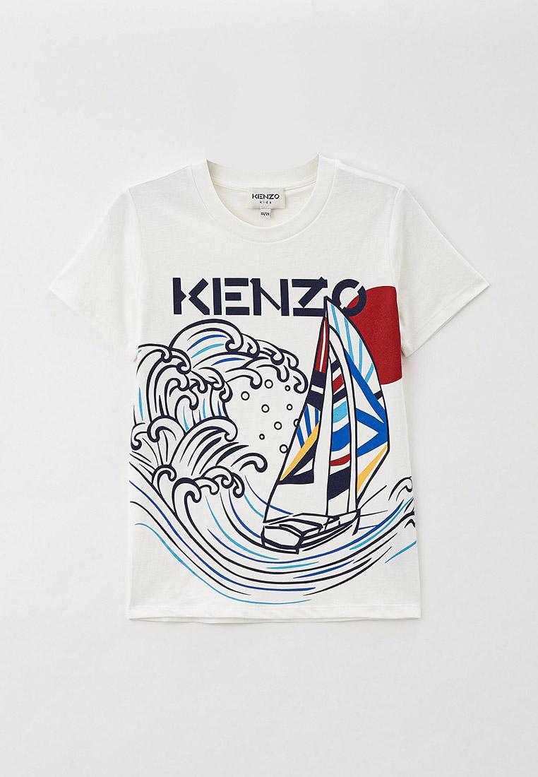 Футболка с коротким рукавом Kenzo (Кензо) K25098