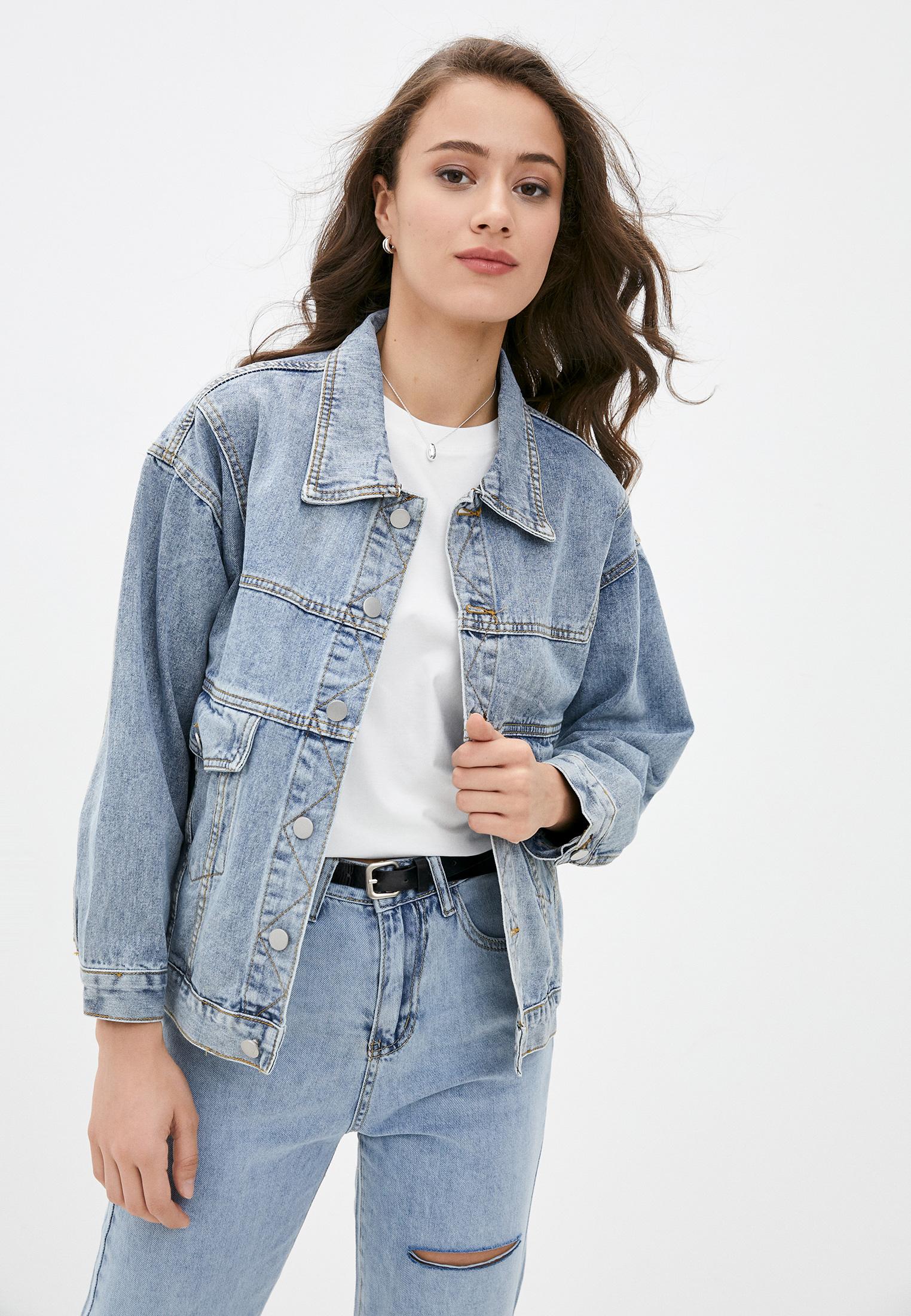 Джинсовая куртка Allegri Куртка джинсовая Allegri