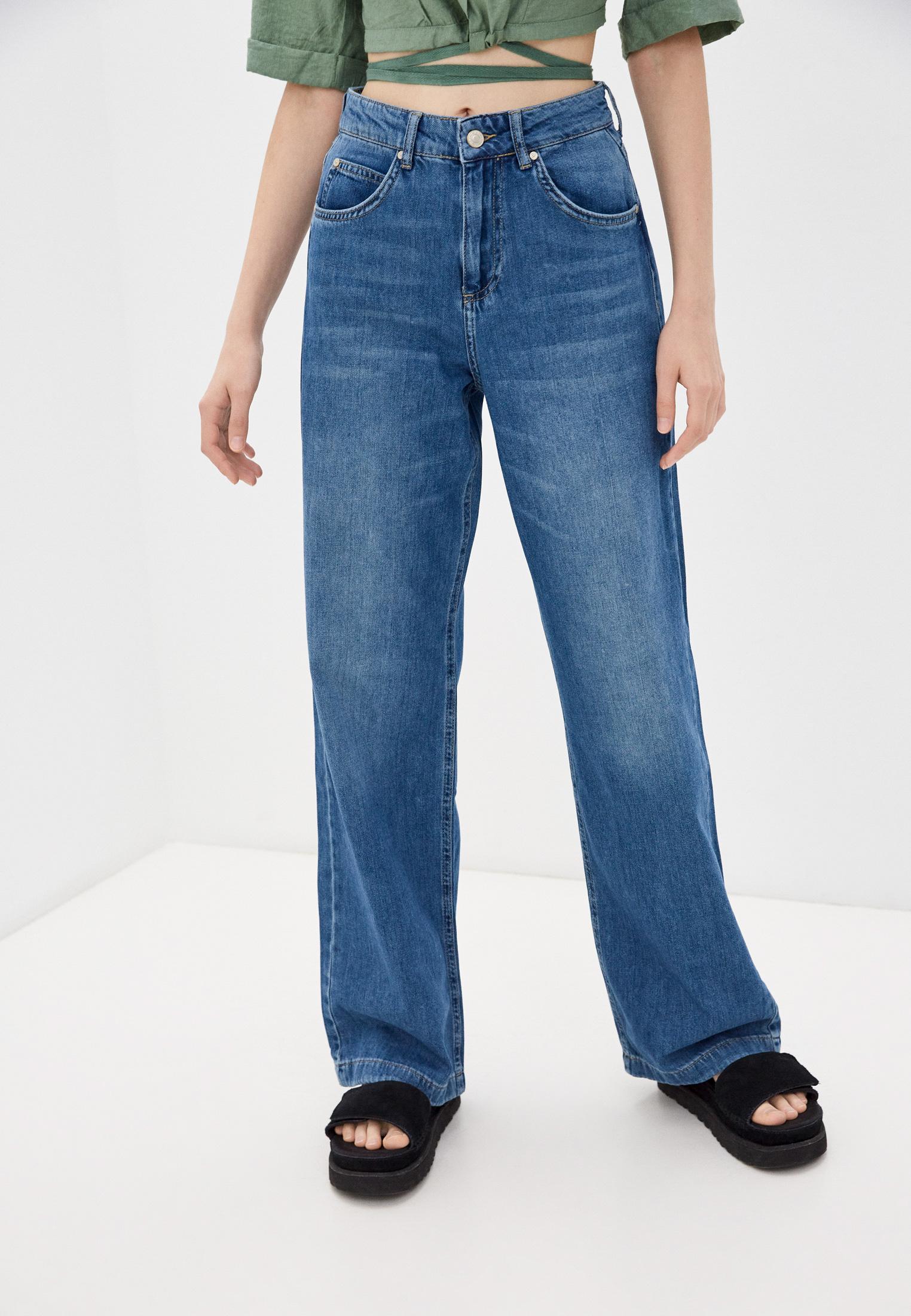 Широкие и расклешенные джинсы Trendyol TCTSS21JE0627