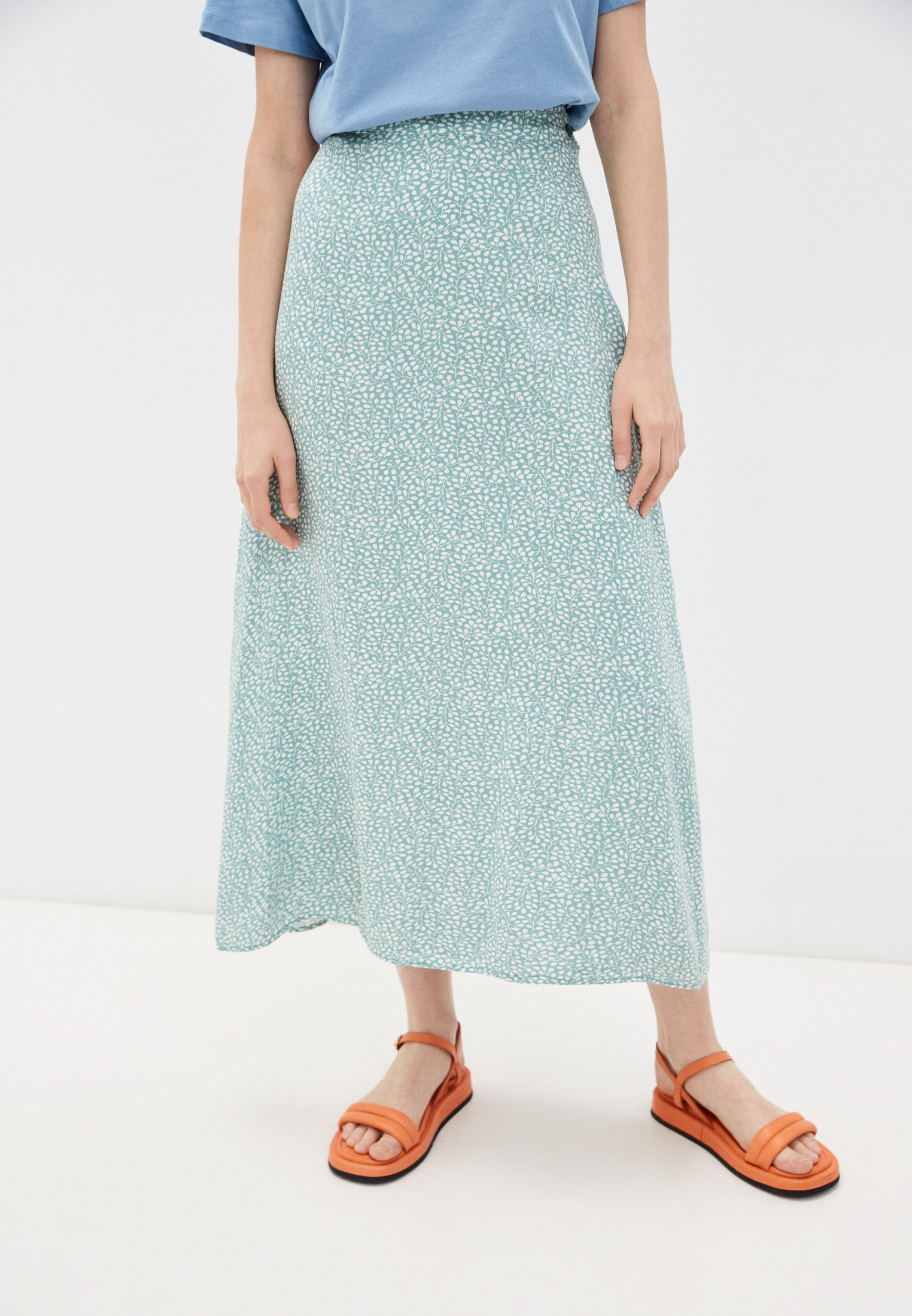 Широкая юбка Trendyol TCTSS21ET0497