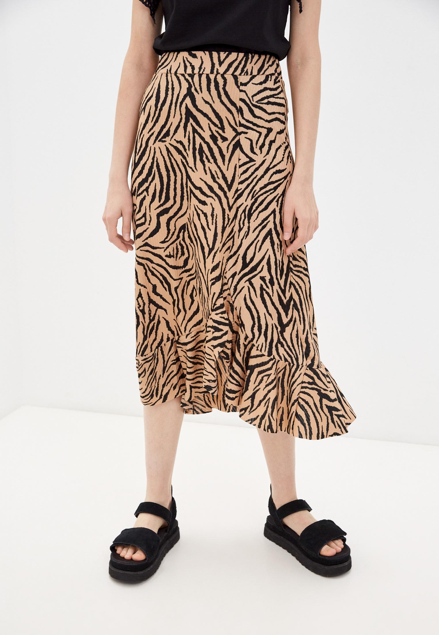 Широкая юбка Trendyol TWOSS21ET0029