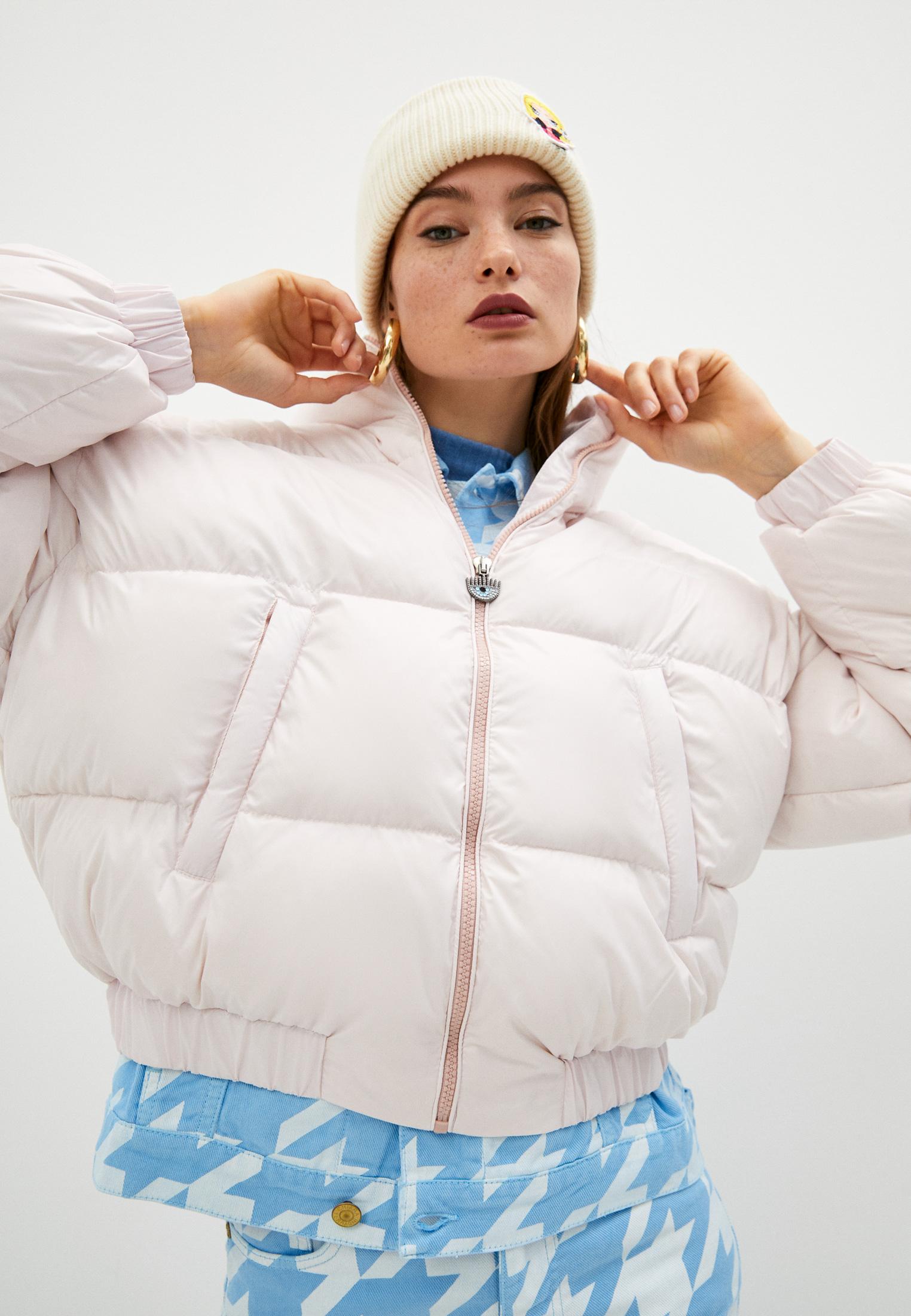Утепленная куртка Chiara Ferragni 19AI-CFD014