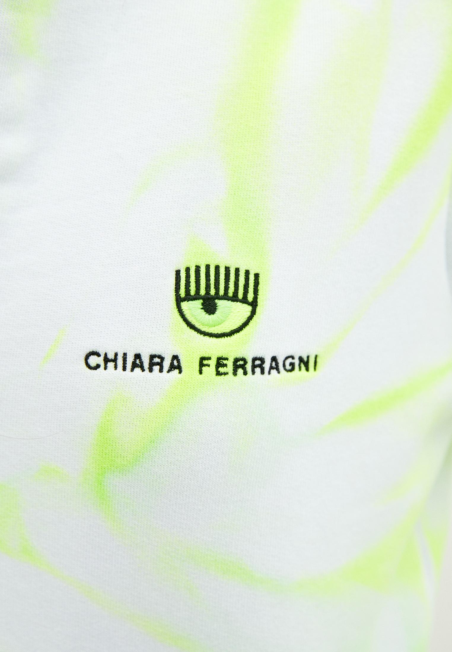 Толстовка Chiara Ferragni Collection 19AI-CFF076: изображение 5