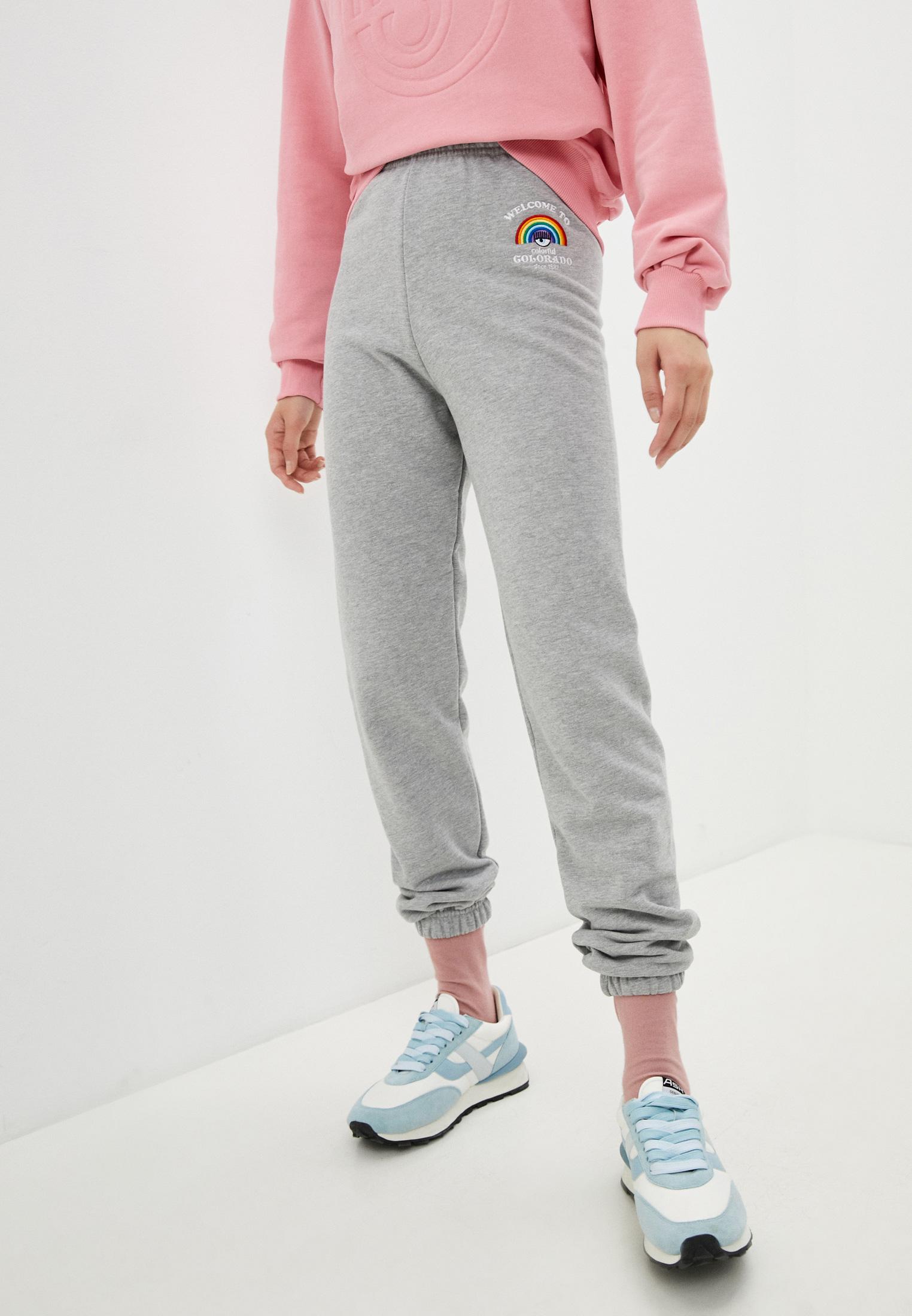 Женские спортивные брюки Chiara Ferragni Collection 19PE-CFP023: изображение 1