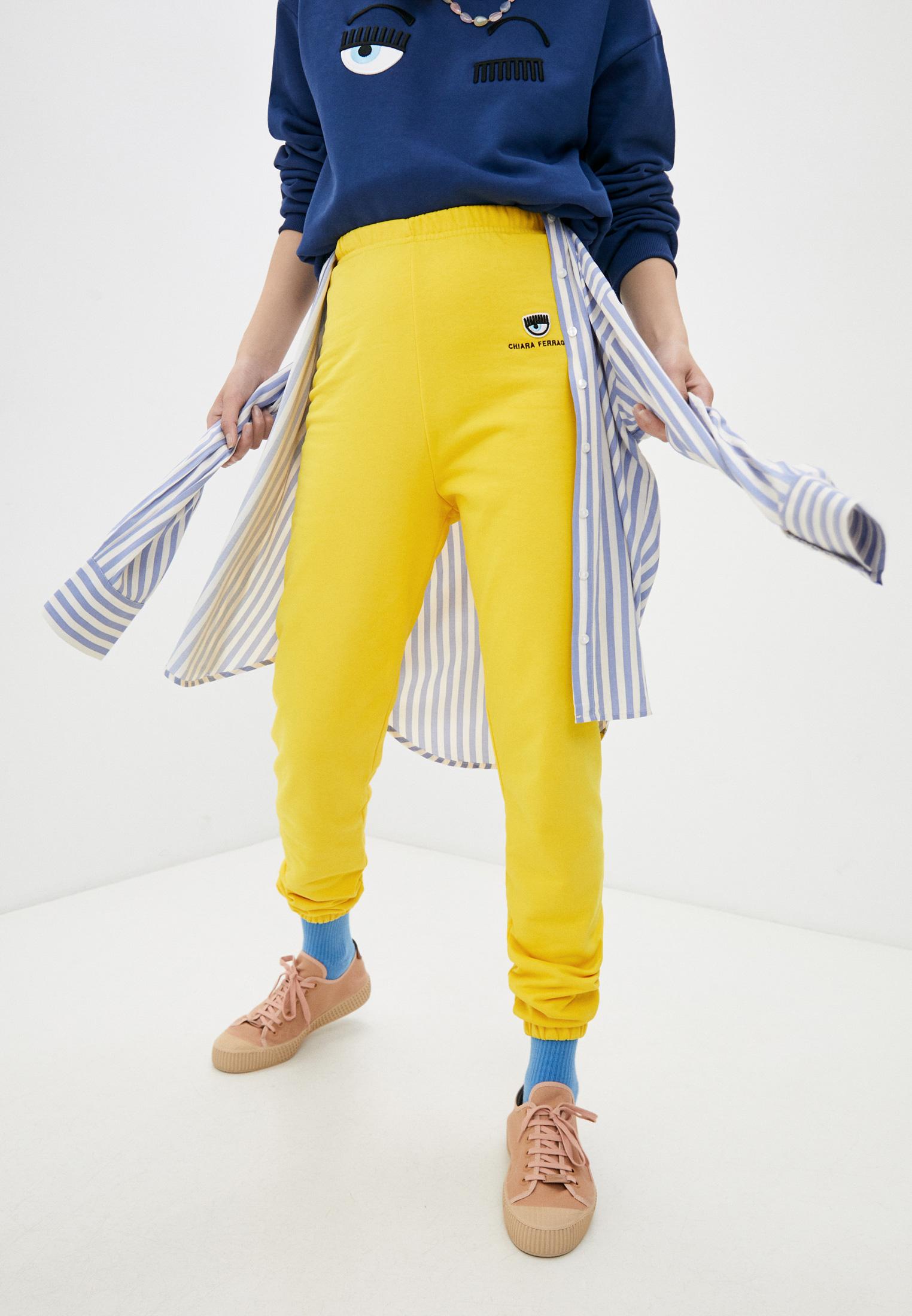 Женские спортивные брюки Chiara Ferragni 19PE-CFP025