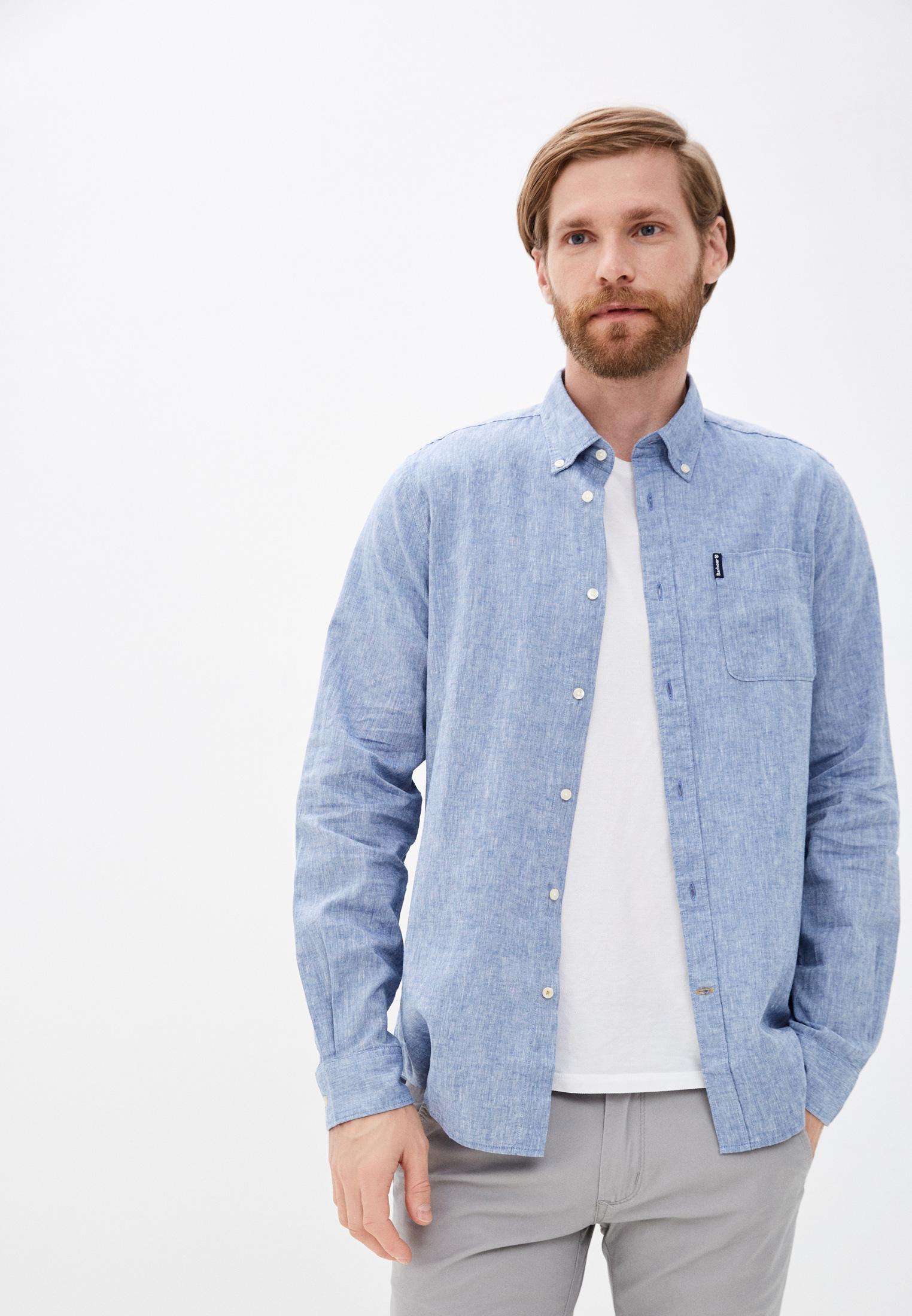 Рубашка с длинным рукавом Barbour (Барбур) MSH4677