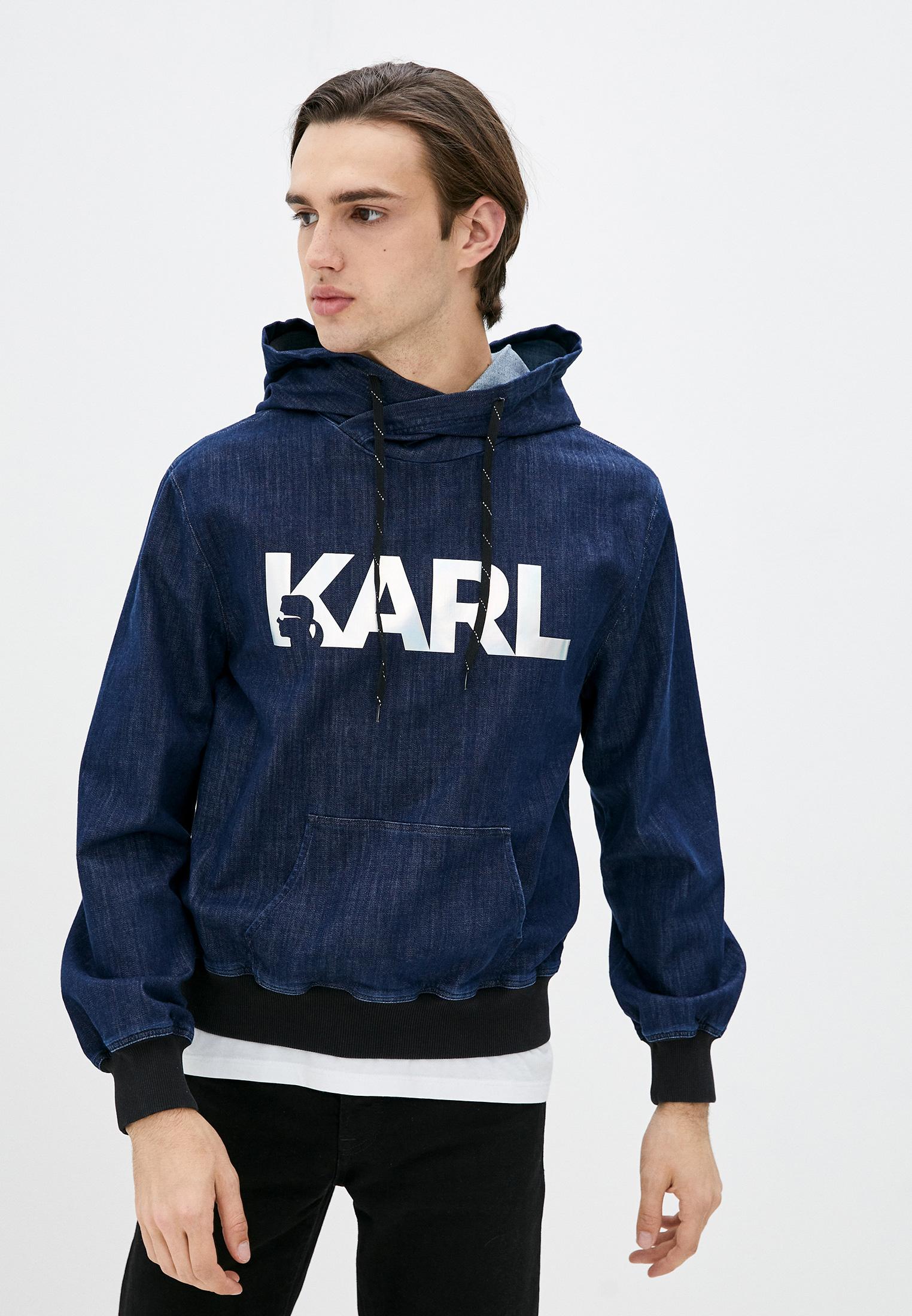 Мужские худи Karl Lagerfeld Denim KLMJ0012SK_00907  W1