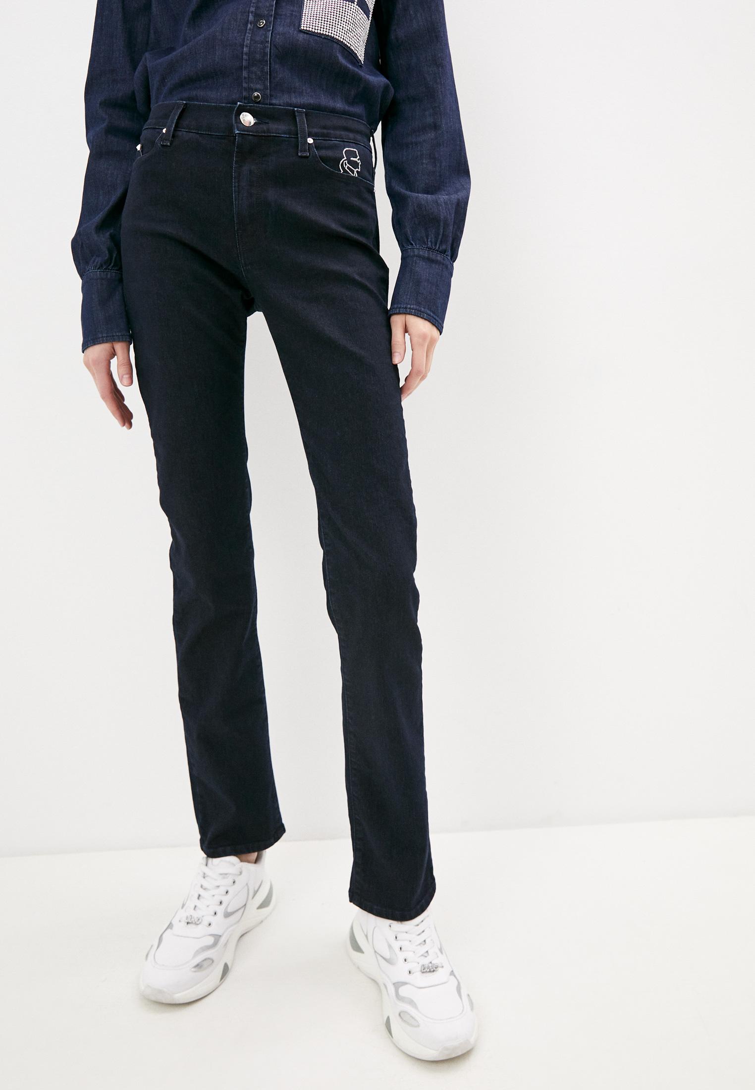 Зауженные джинсы Karl Lagerfeld Denim KLWP0002AK_08786  W1