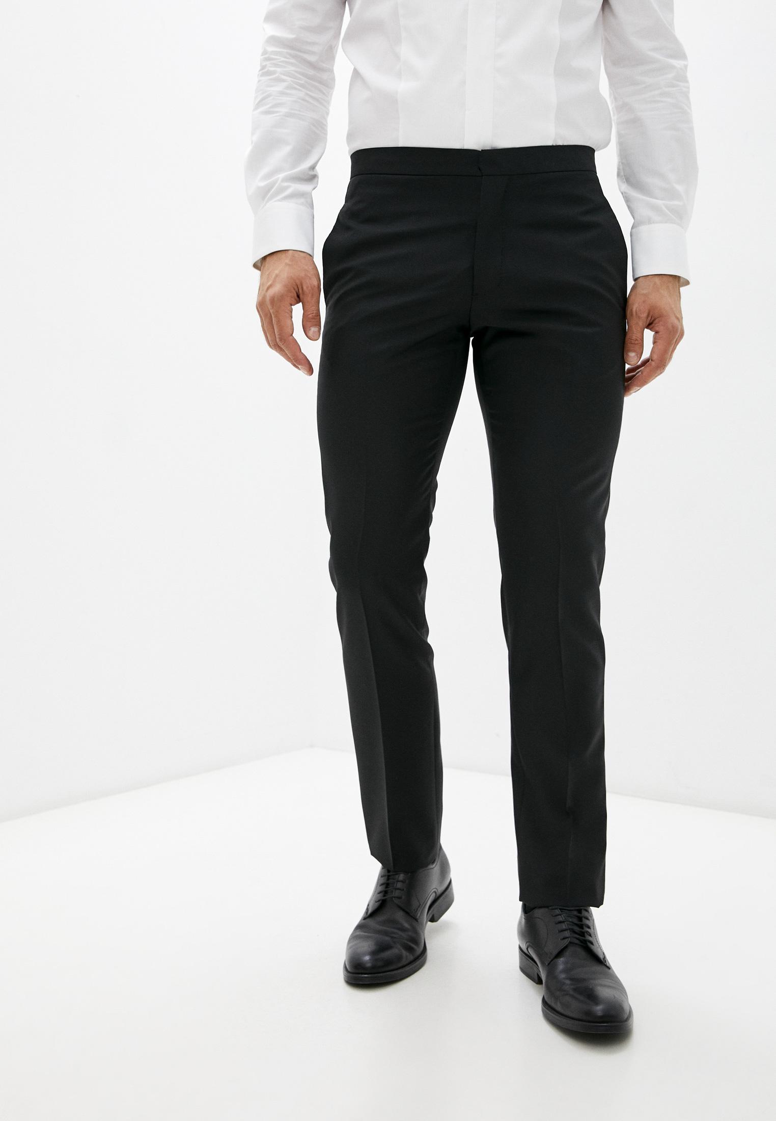 Мужские классические брюки Emporio Armani (Эмпорио Армани) W1P4DK 01500