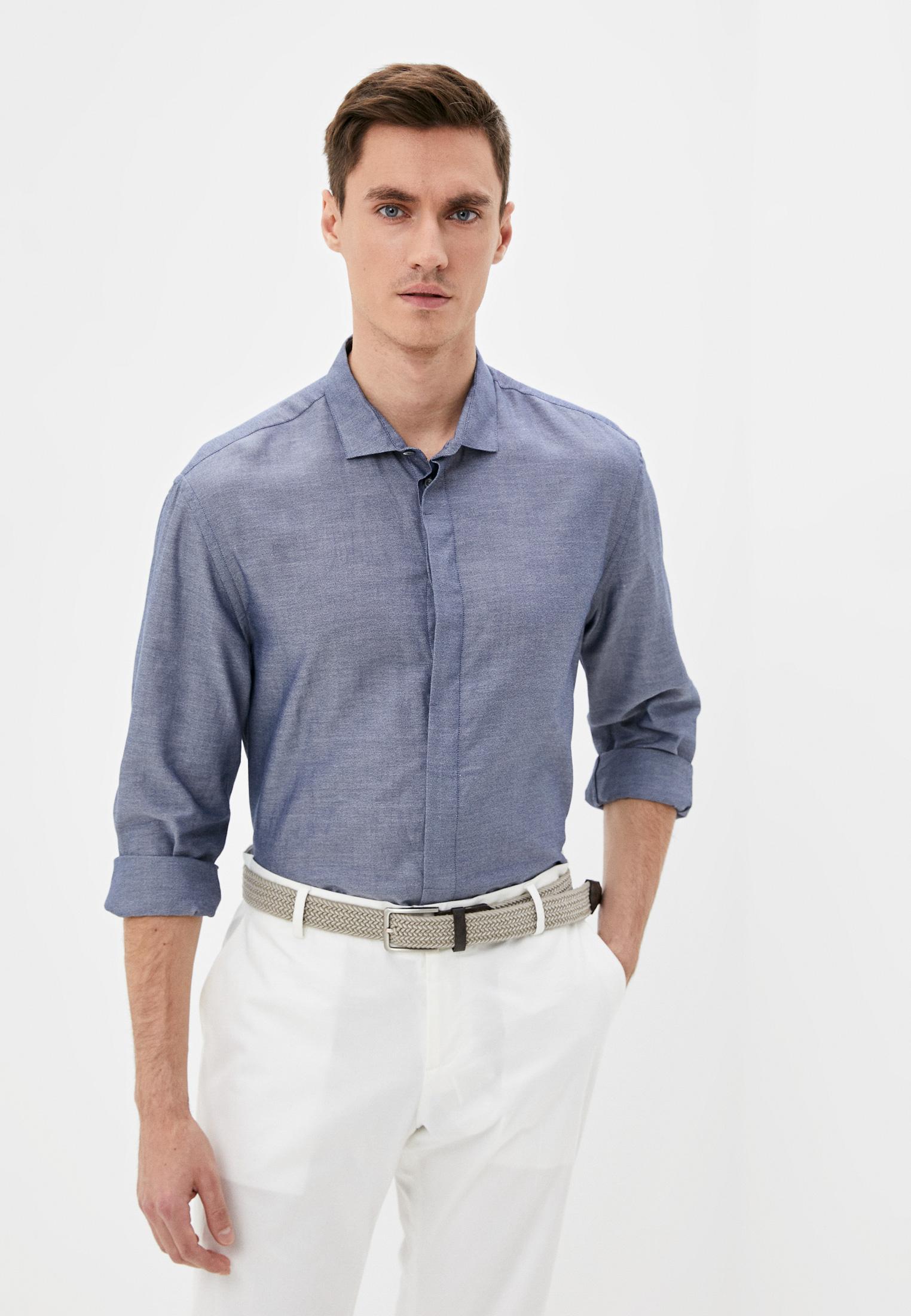 Рубашка с длинным рукавом Emporio Armani (Эмпорио Армани) W1SMFL W12F0