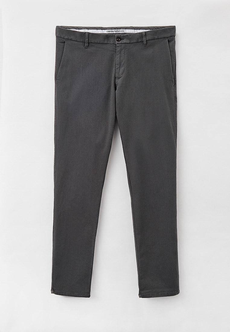 Мужские повседневные брюки Emporio Armani (Эмпорио Армани) 3Z1P15 1N4UZ
