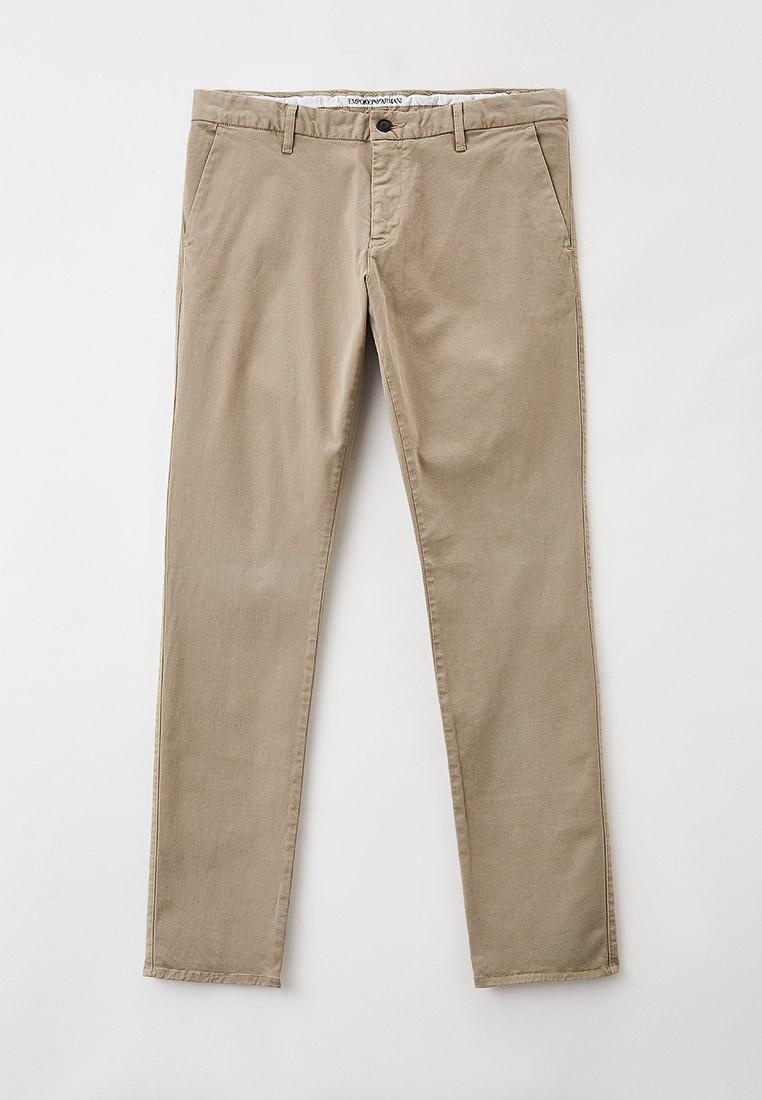 Мужские повседневные брюки Emporio Armani (Эмпорио Армани) 3Z1P15 1N4VZ