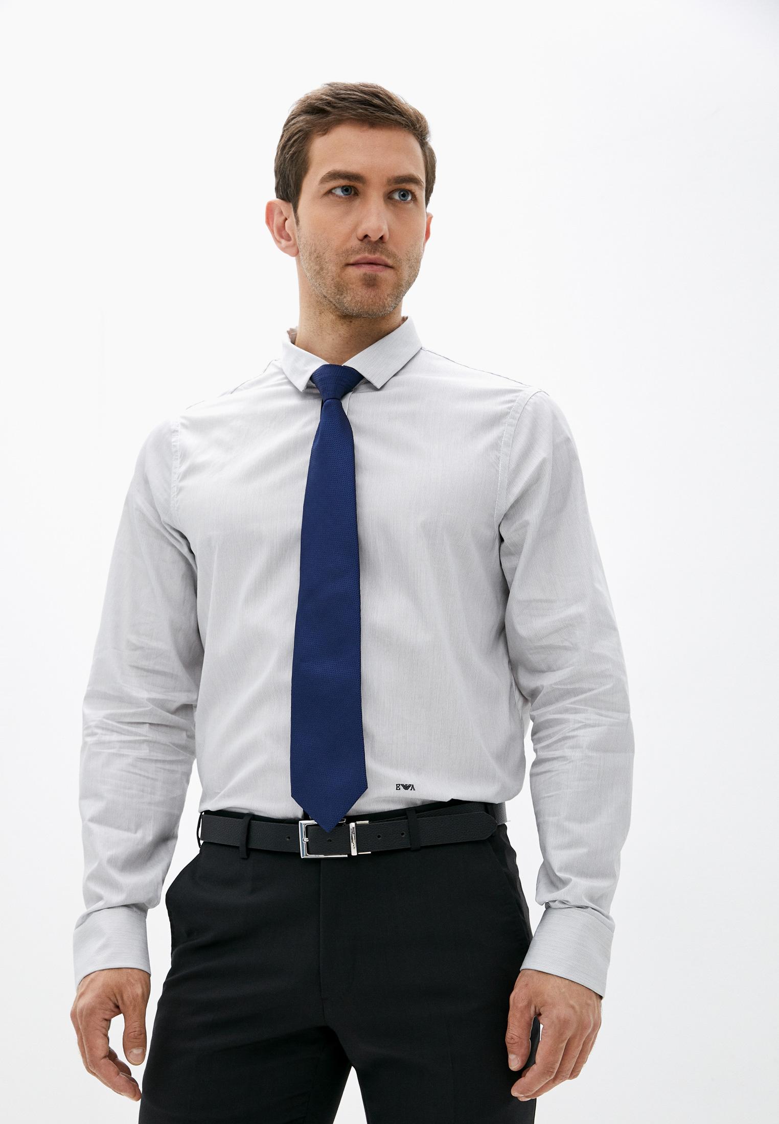 Рубашка с длинным рукавом Emporio Armani (Эмпорио Армани) 3Z1CL2 1NCMZ