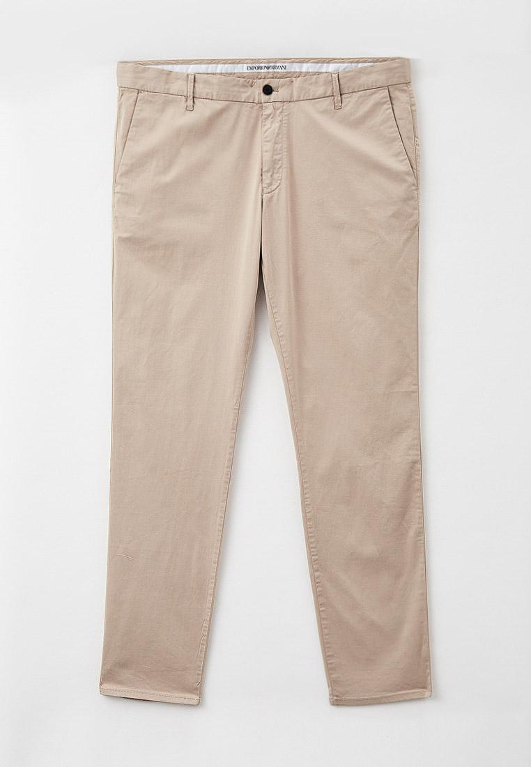 Мужские повседневные брюки Emporio Armani Брюки Emporio Armani