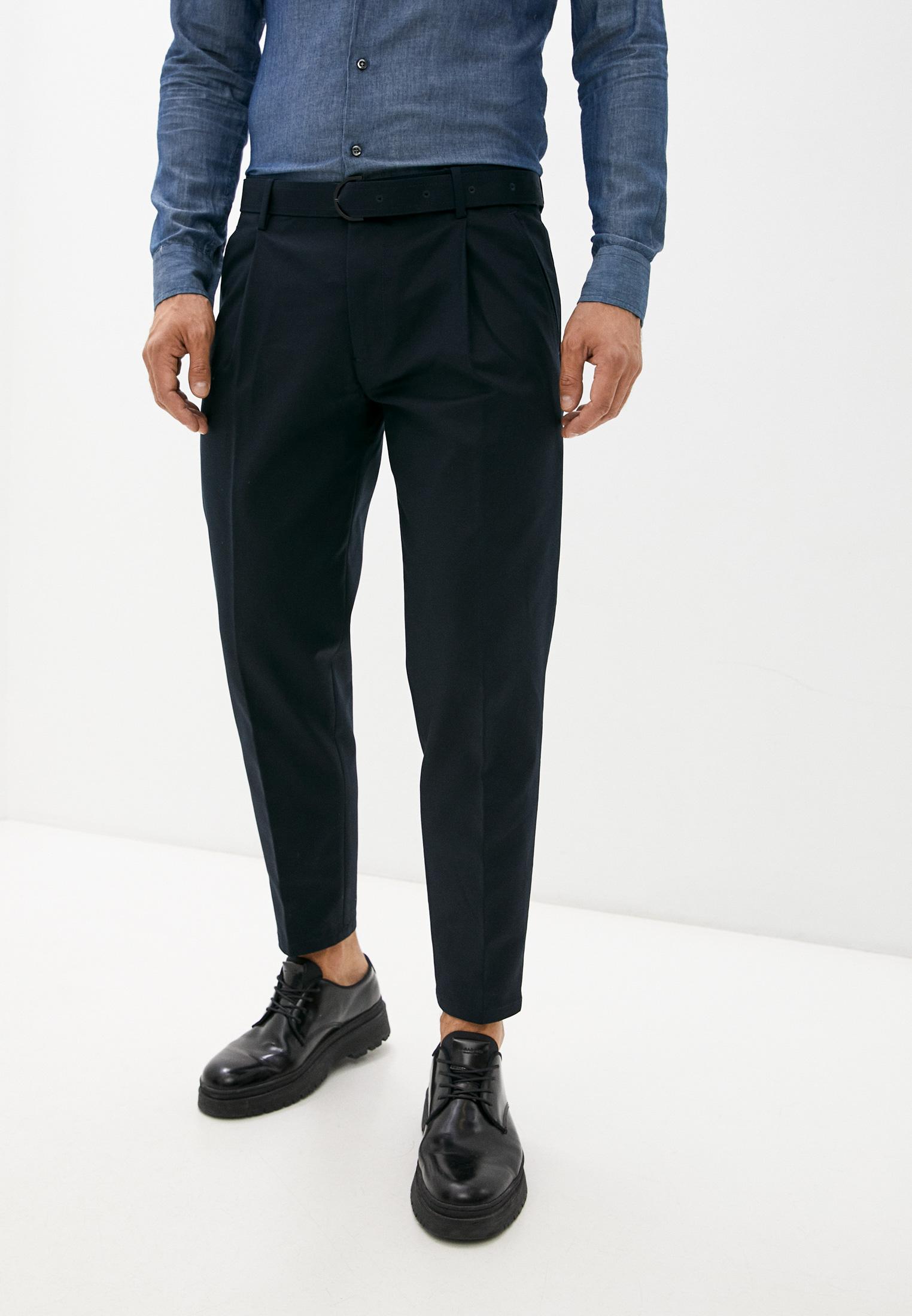 Мужские повседневные брюки Emporio Armani (Эмпорио Армани) 3Z1PL0 1NFVZ